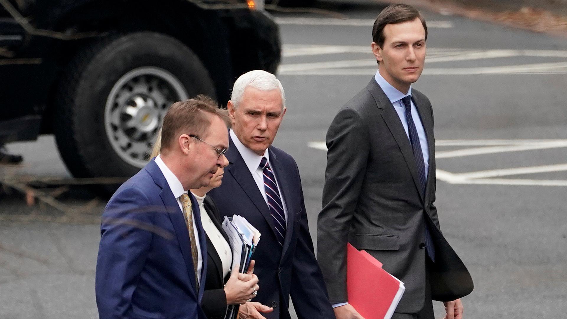 'Master negotiator' or 'nonentity'? Kushner thrusts himself into middle of shutdown talks.