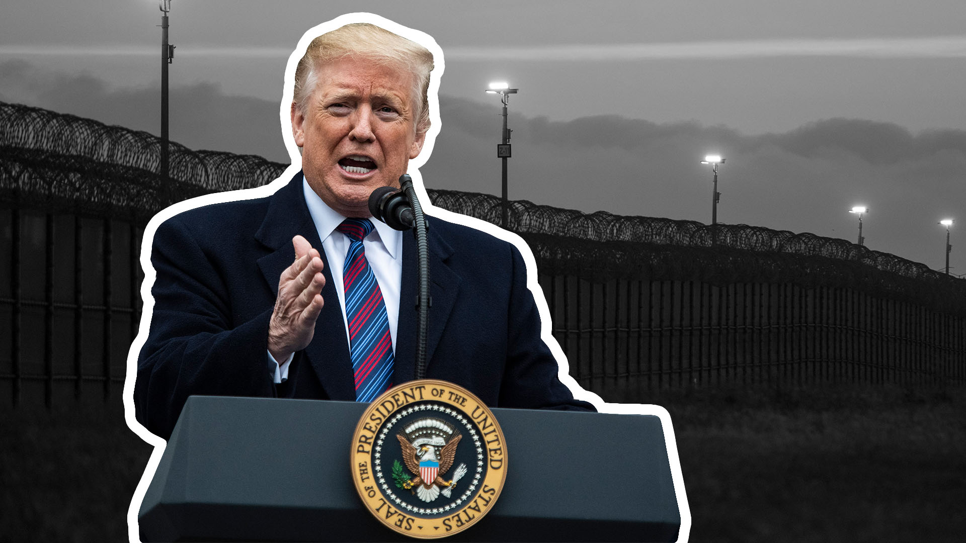 Trump administration tells judge Congress did not deny border wall funds when it declined to appropriate money for it