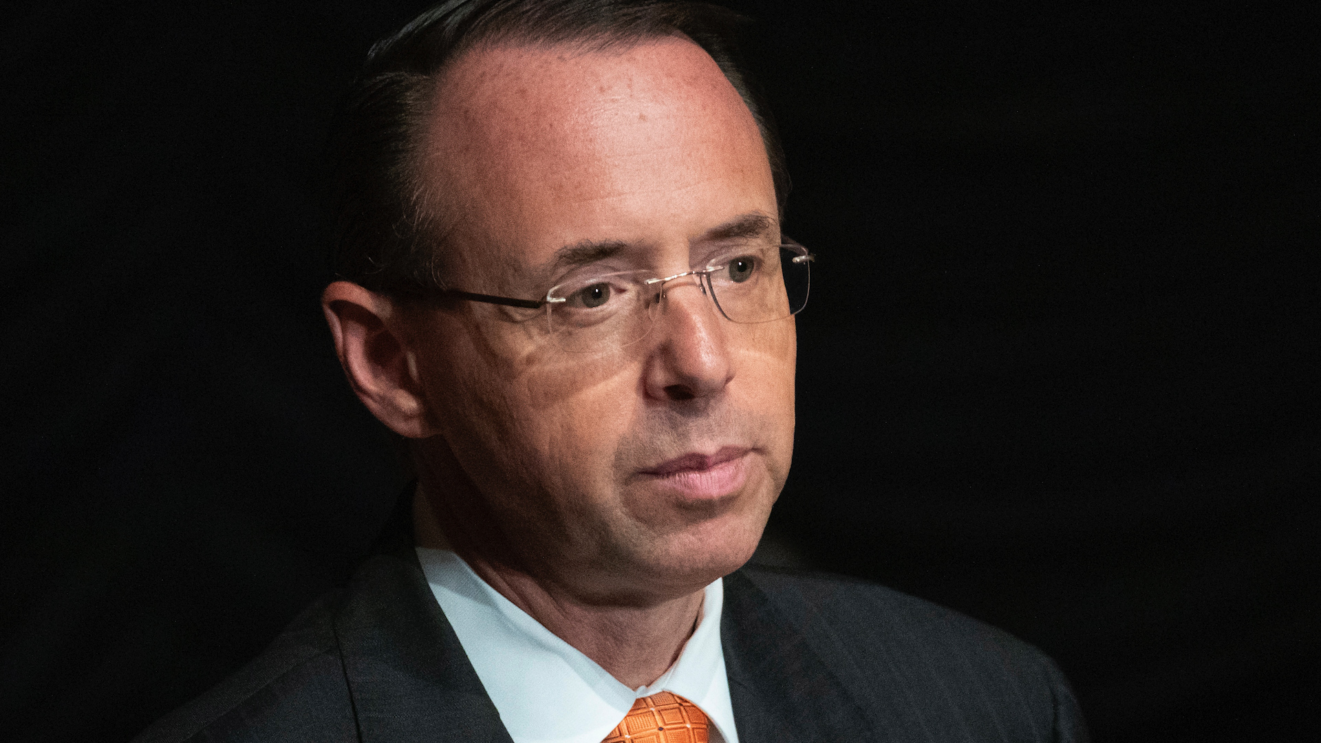 Rosenstein expects to leave Justice Dept. if new attorney general is confirmed