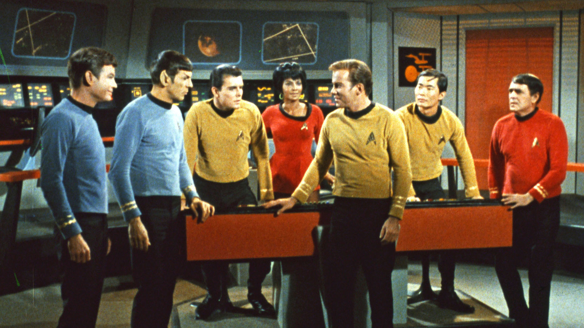 Why 'Star Trek' was so important to Martin Luther King Jr.