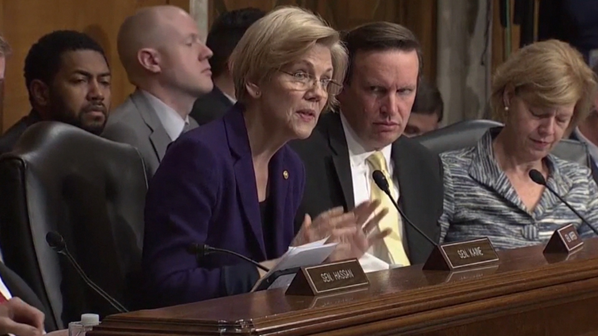 Elizabeth Warren: Trump's nominees are putting us all at risk by ignoring ethics laws