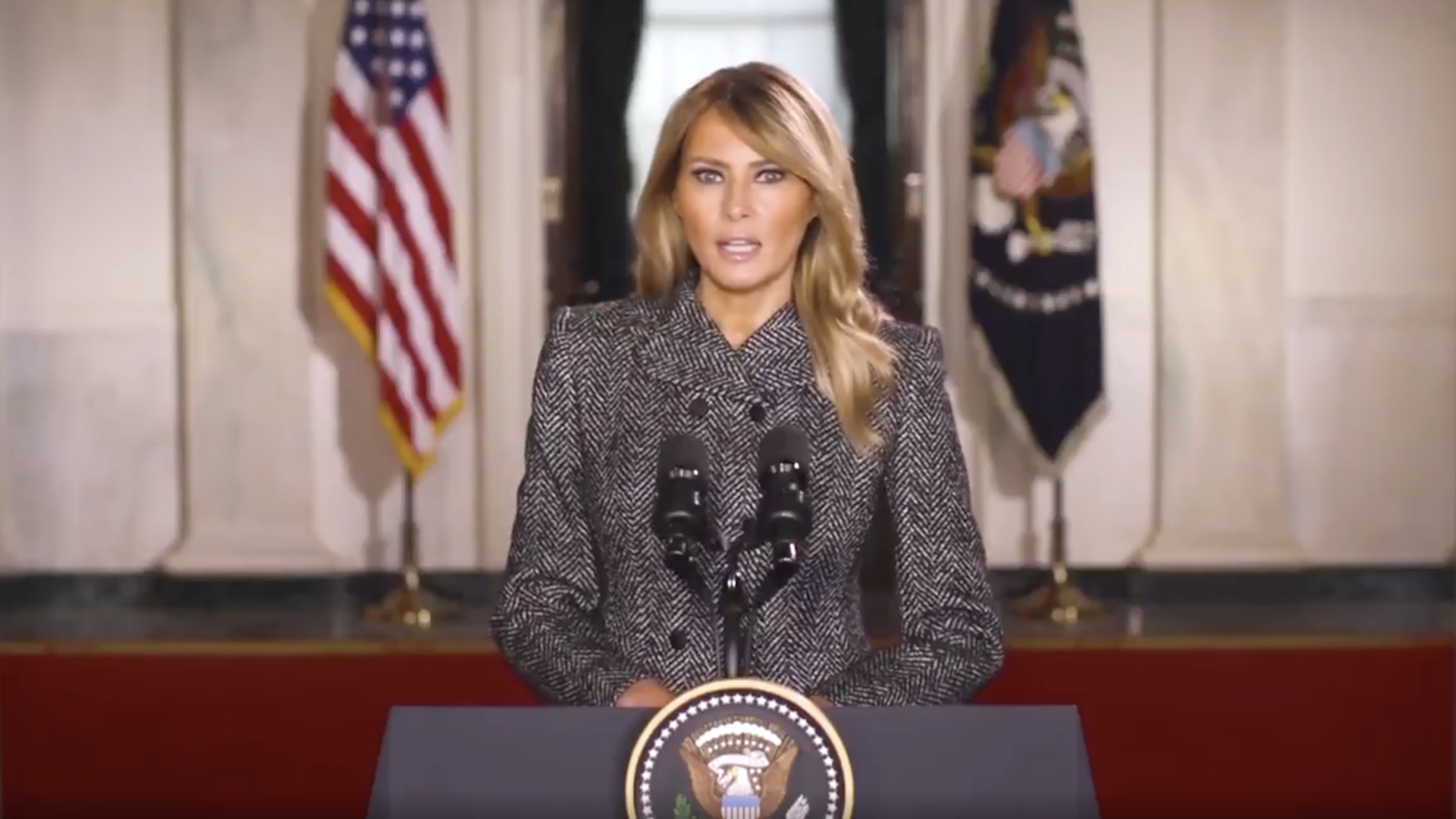 Melania Trump Spends Her Last Days In The White House Focused On Her Future While Her Husband Rages About The Past The Washington Post