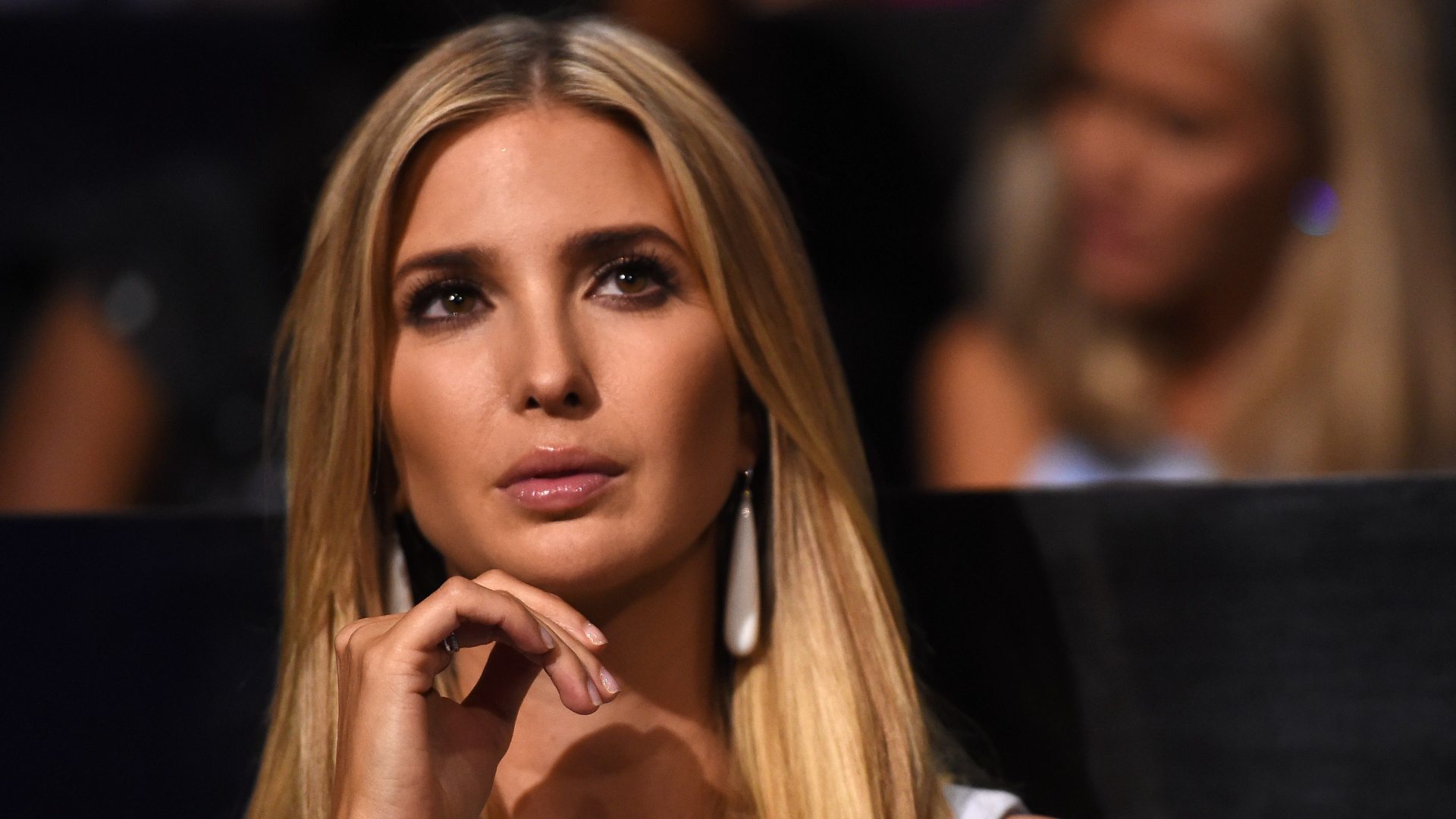 When Dad's the president — a look inside Ivanka Trump's complicated world