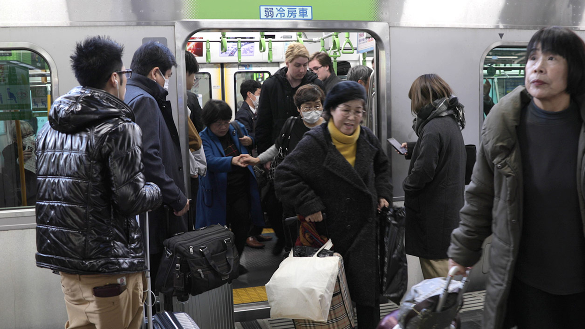 Visiting Tokyo? Here's how to ride the train like a local.