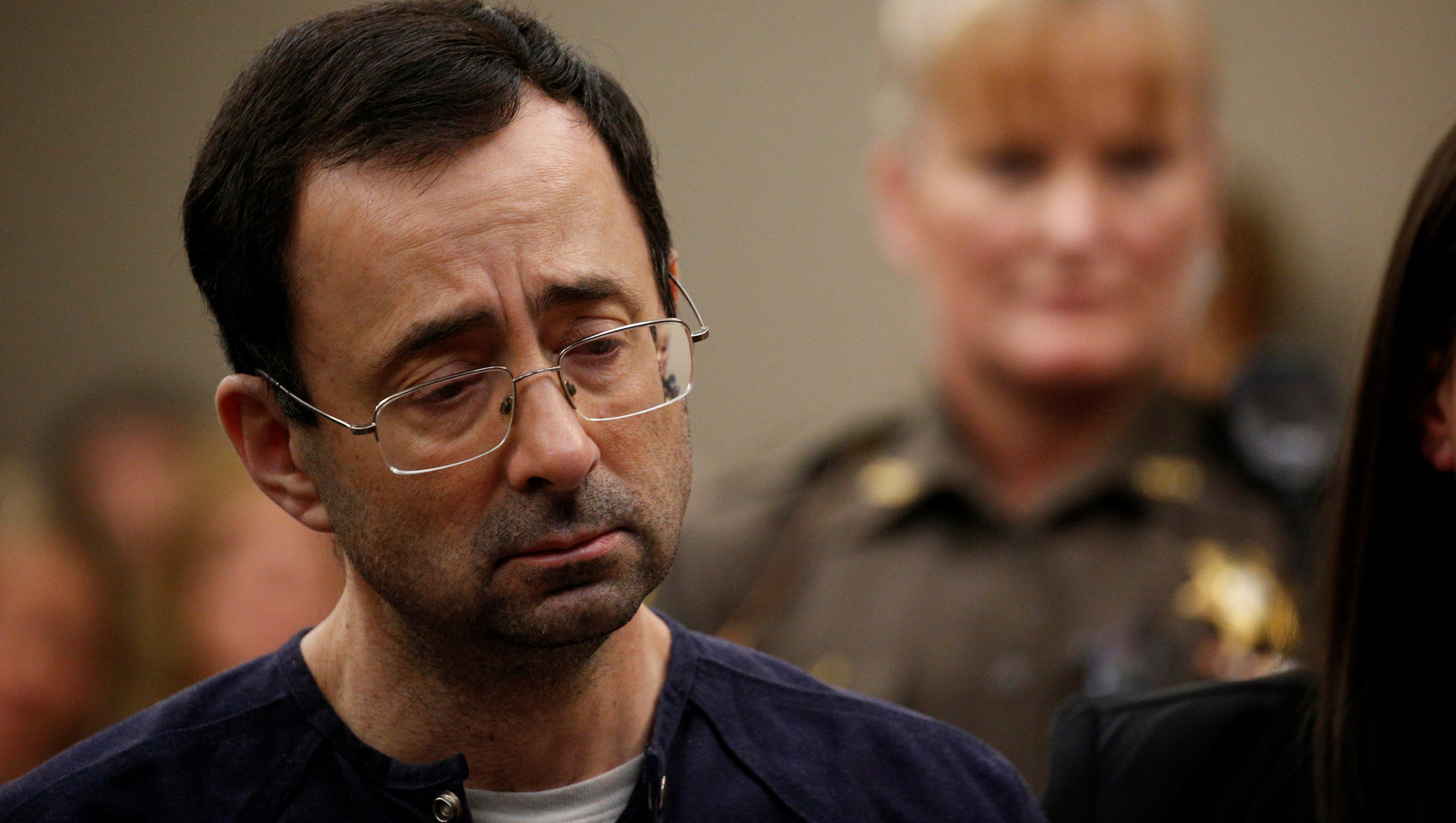 Larry Nassar, former USA Gymnastics doctor, sentenced to 40-175 years for sex crimes