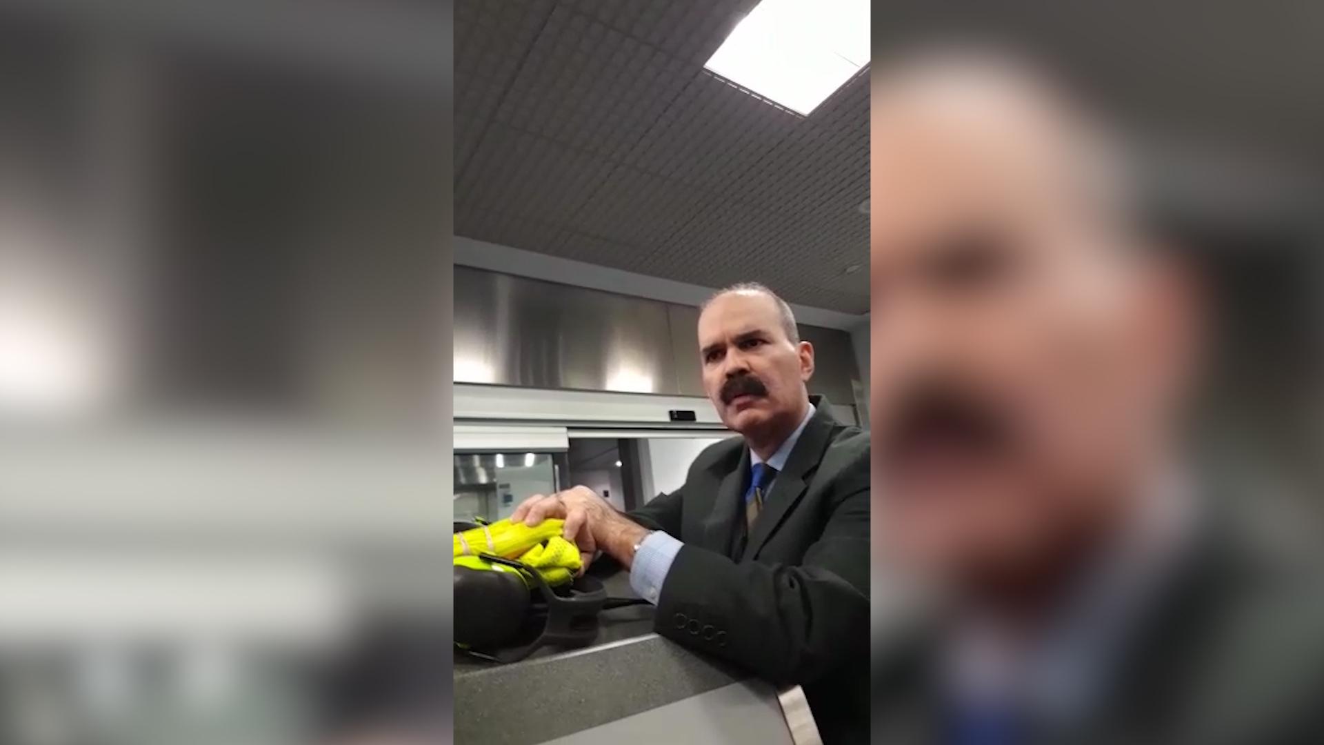 Jewish family kicked off flight over 'body odor' sues American Airlines, alleging discrimination