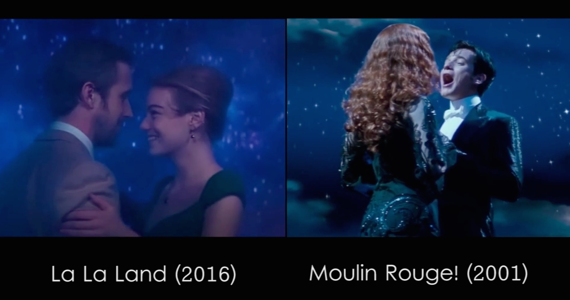 Side by side: Watch 'La La Land's' references to classic movie-musicals