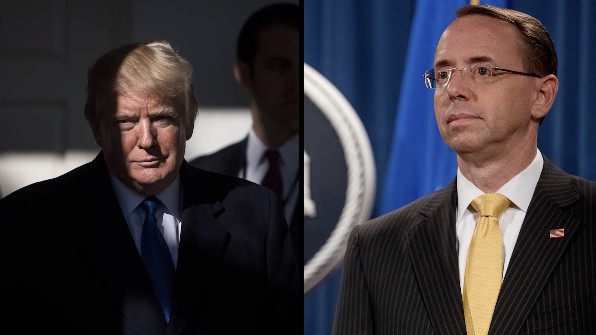 Trump says he expects to be 'treated very fairly' in Russia probe, has no plans to fire Rosenstein