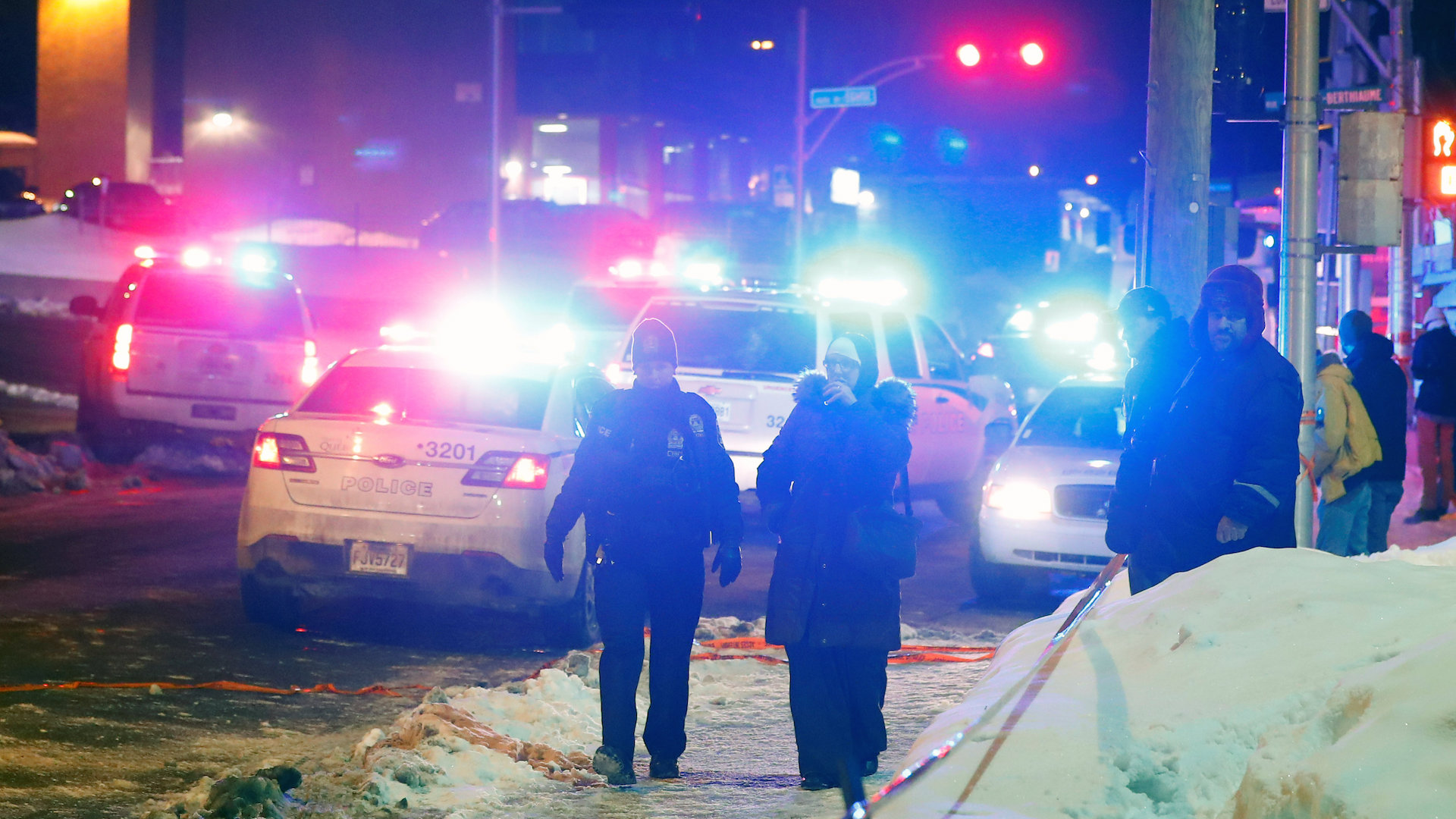 Student known for far-right sympathies charged in Quebec City mosque attack
