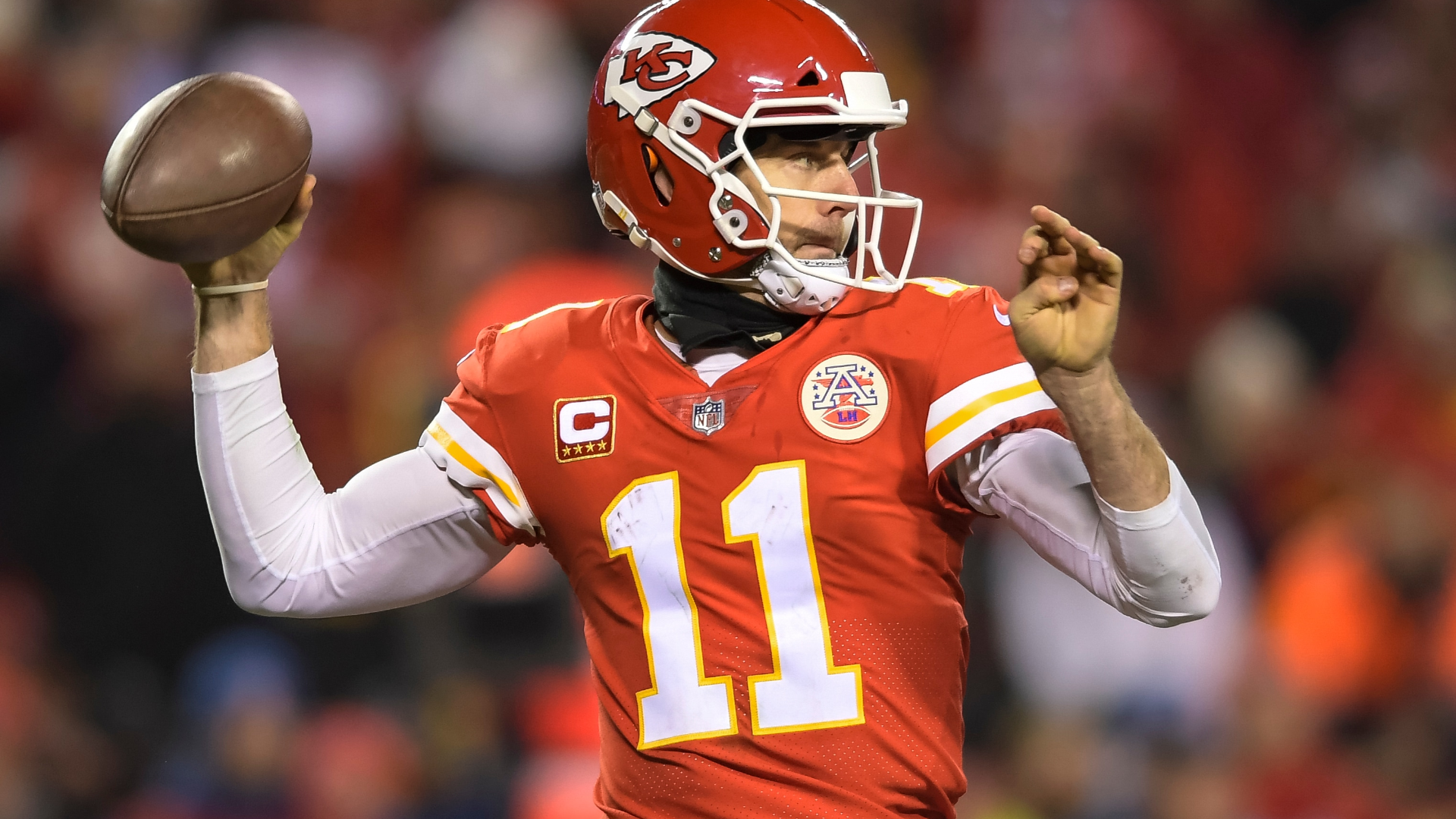Alex Smith trade gives the Redskins a quarterback an awful lot like Kirk Cousins