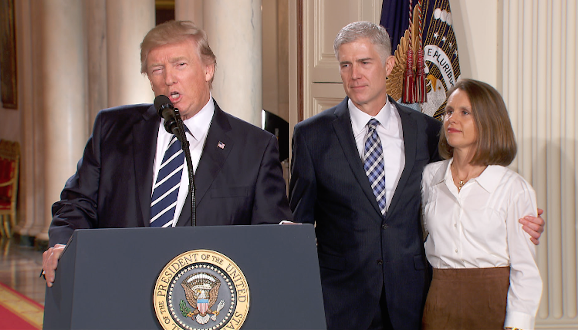 Trump picks Colo. appeals court judge Neil Gorsuch for Supreme Court