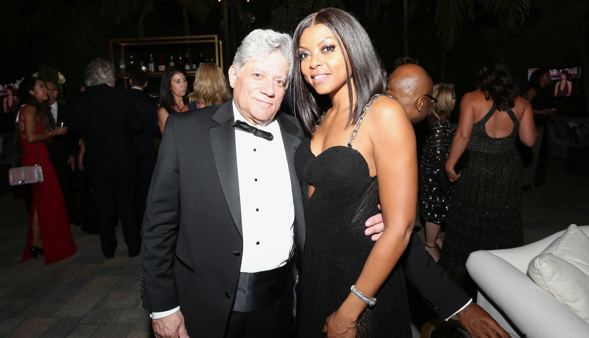 'Shocked, hurt, offended.' Taraji P. Henson responds to news longtime manager Vincent Cirrincione is accused of sexual harassment.