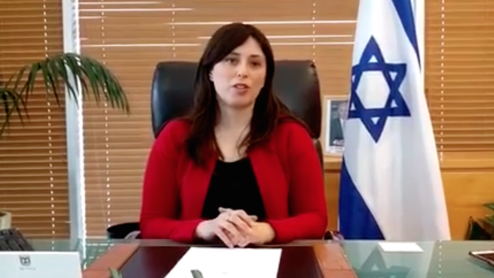 Israel issues talking points on controversial law concerning seizure of some Palestinian-owned land