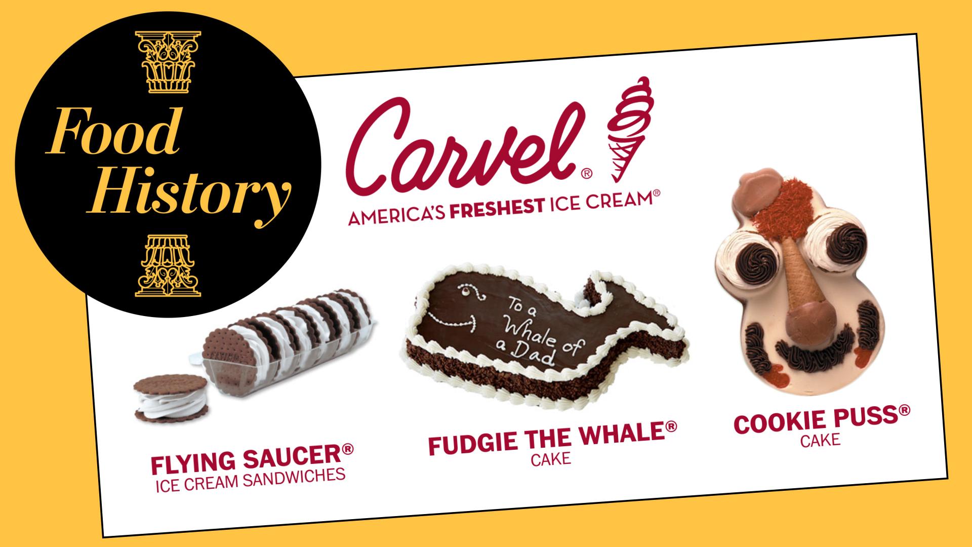 Mary Beth Albright's Food History: Carvel Ice Cream