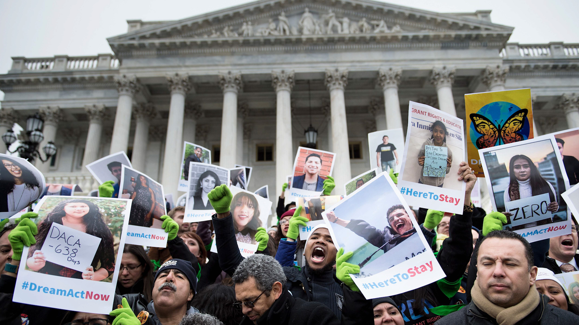 Supreme Court declines to enter controversy over 'dreamers,' rejects Trump administration's request to review lower court rulings