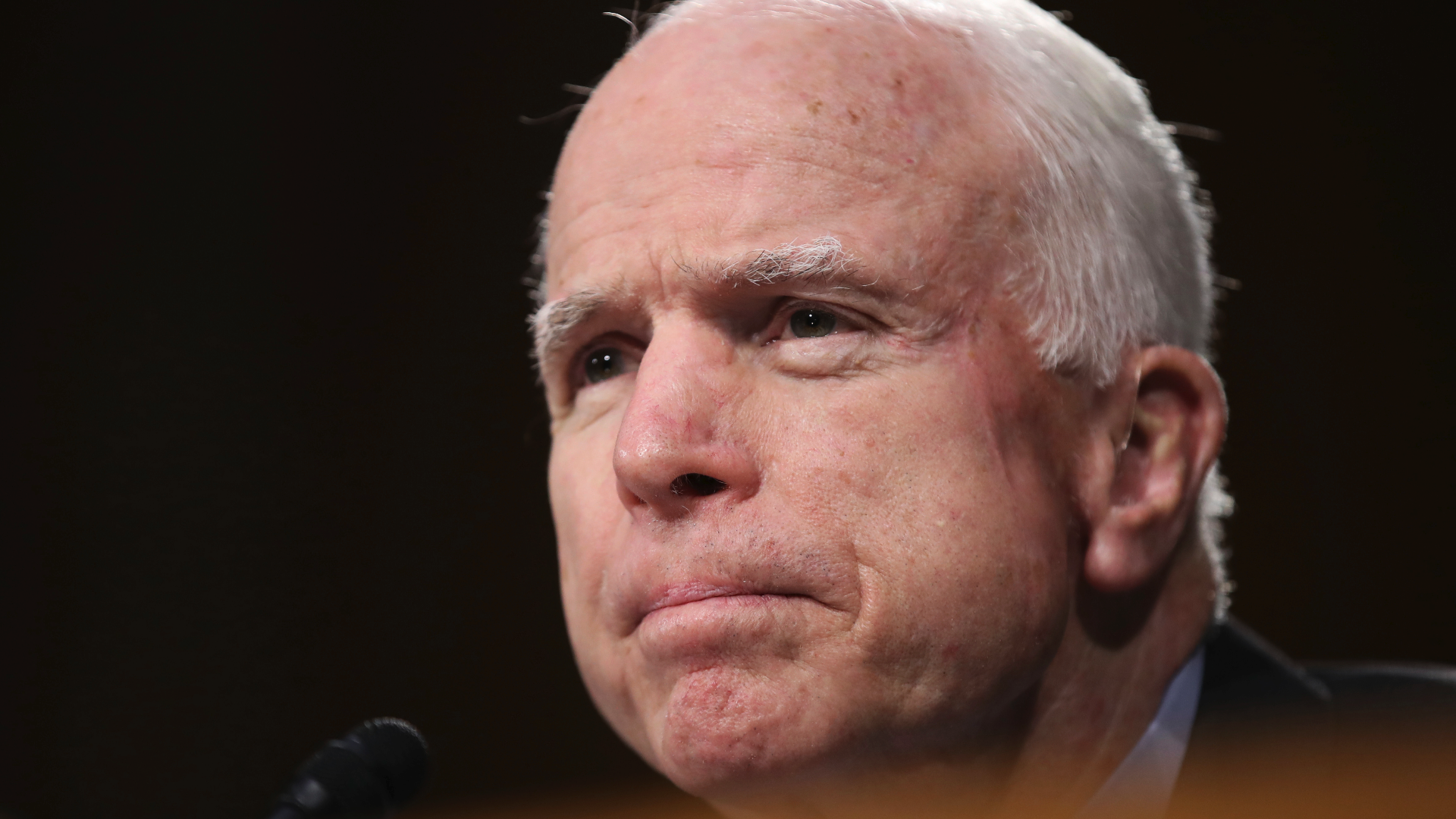 John McCain just systematically dismantled Donald Trump's entire worldview