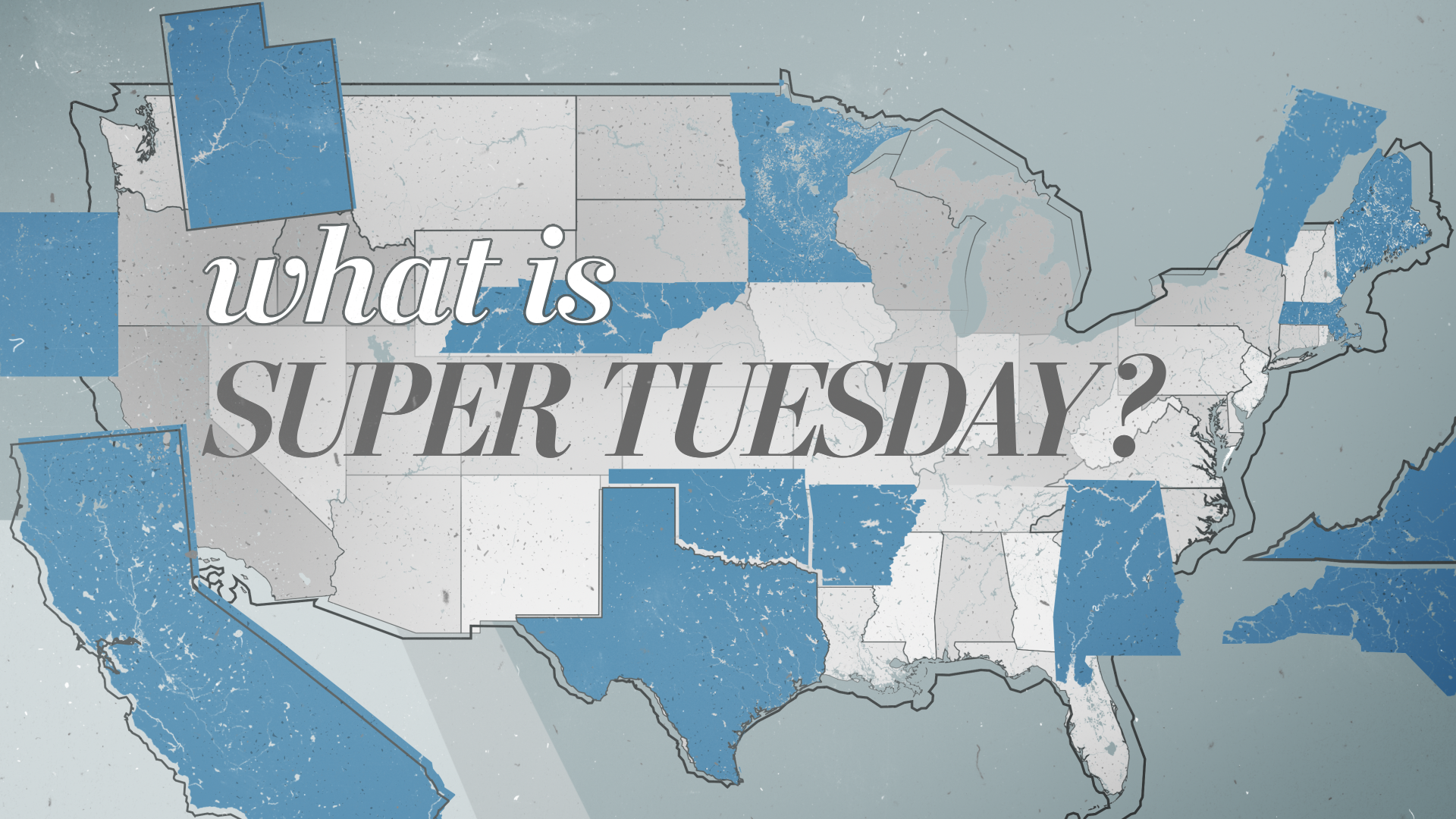 What Is Super Tuesday When Is It Why It S Important And Which States Vote The Washington Post