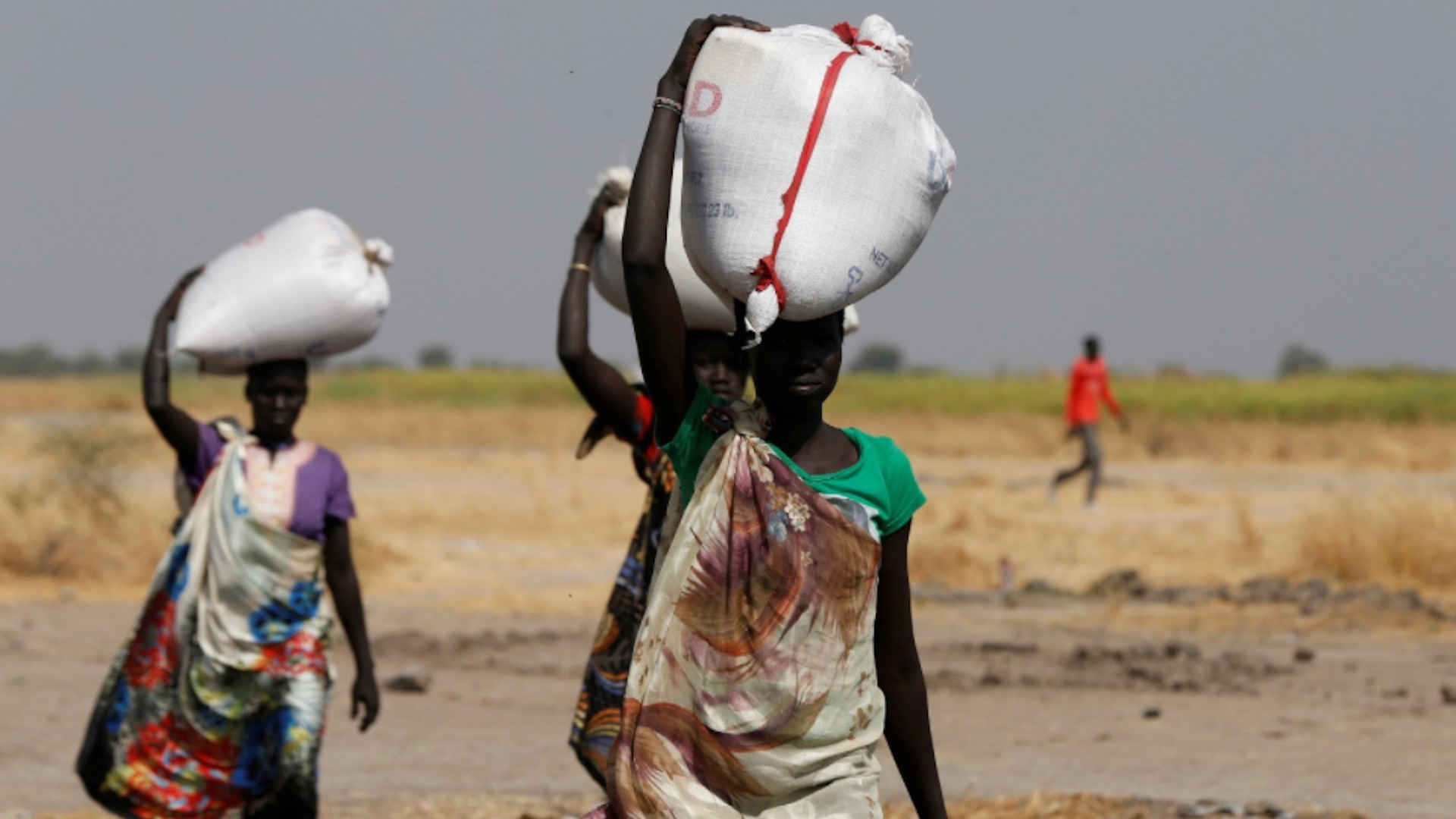 Famine declared in South Sudan, with 100,000 people facing starvation