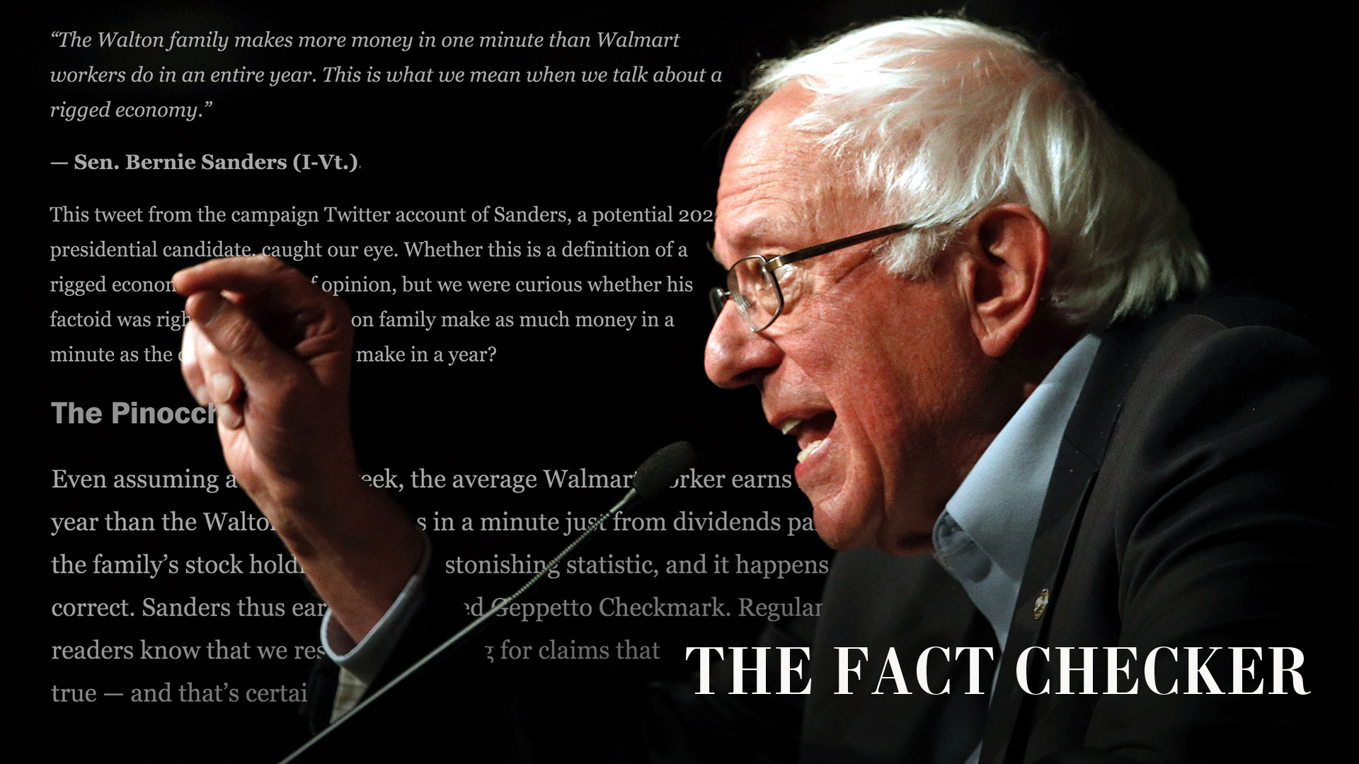 Does the Walton family earn more in a minute than Walmart workers do in a year?