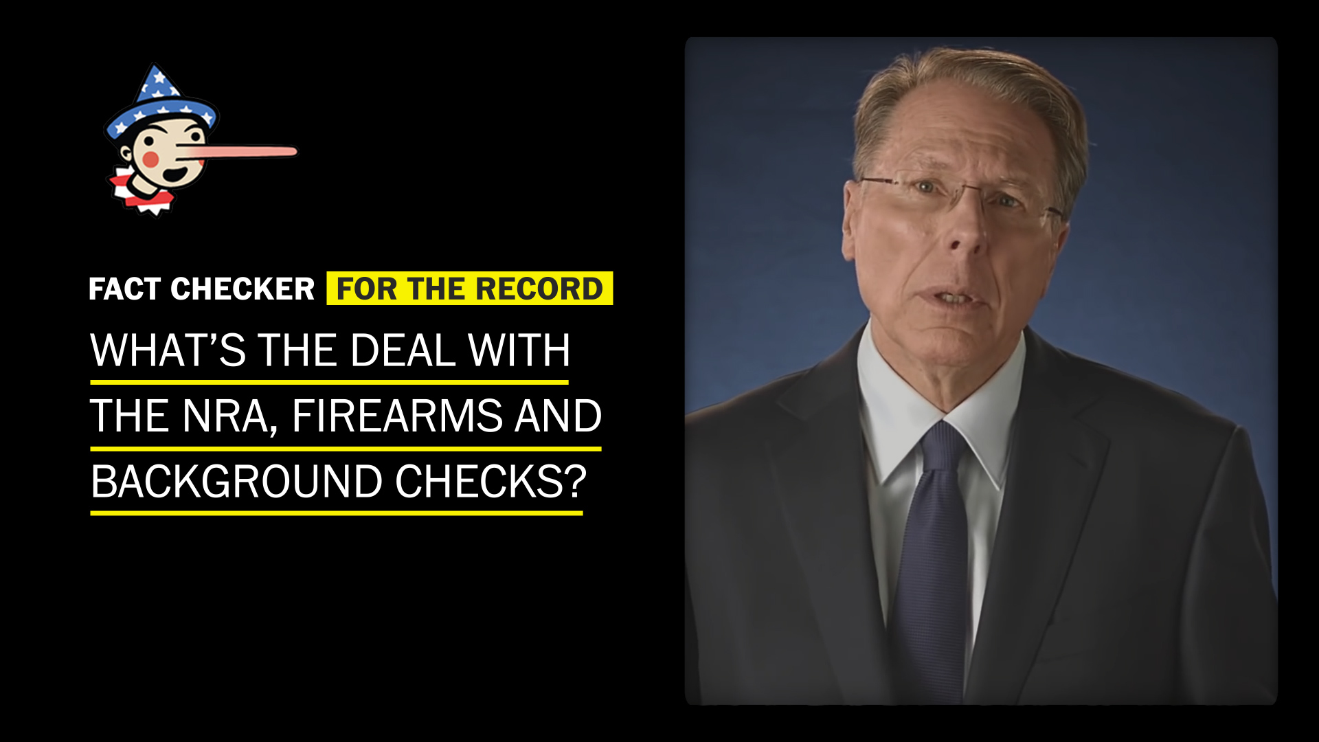 The NRA is losing its grip — on reality and on politicians