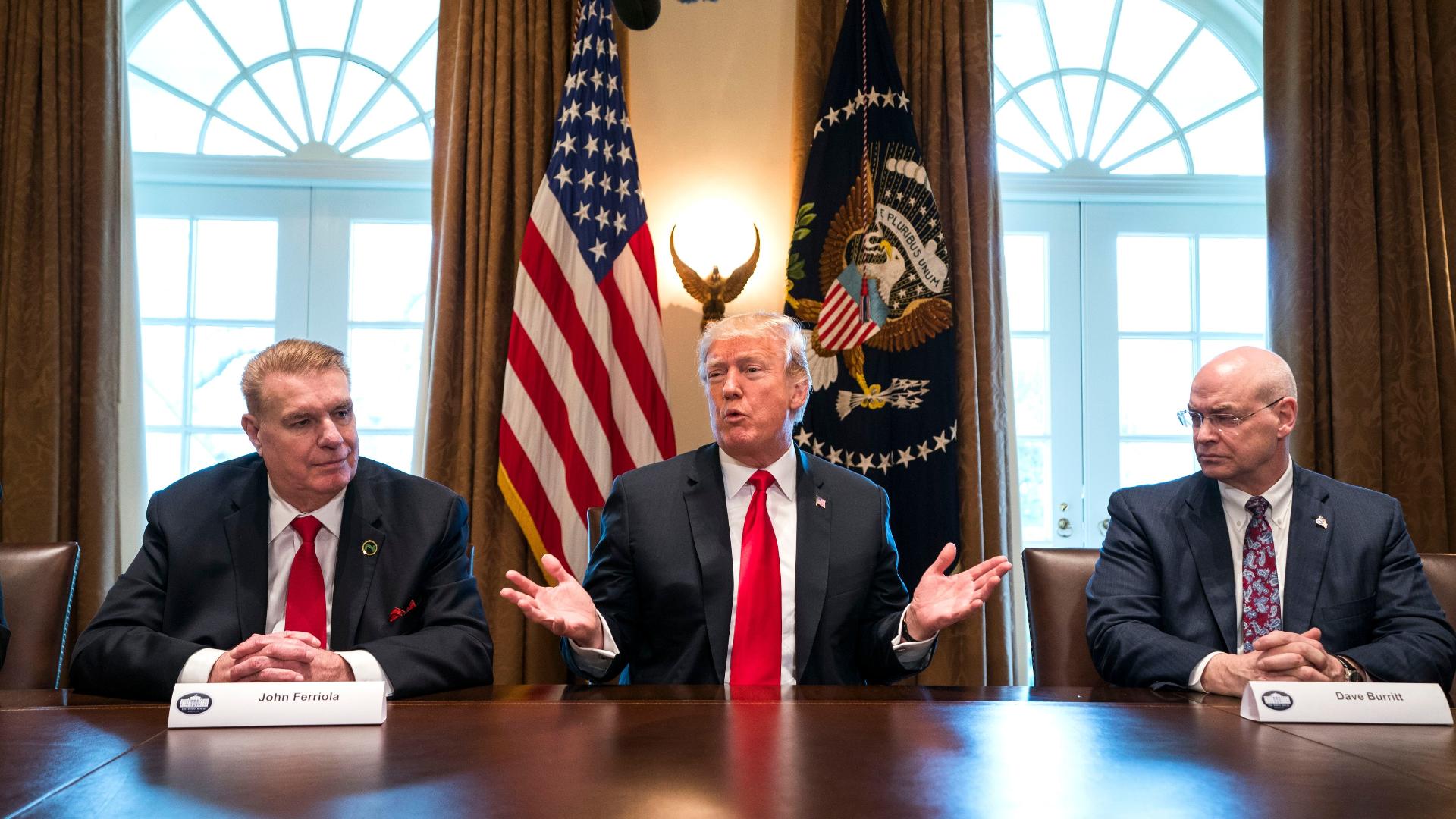 'Declaration of war': European officials offer brutal responses to Trump tariffs