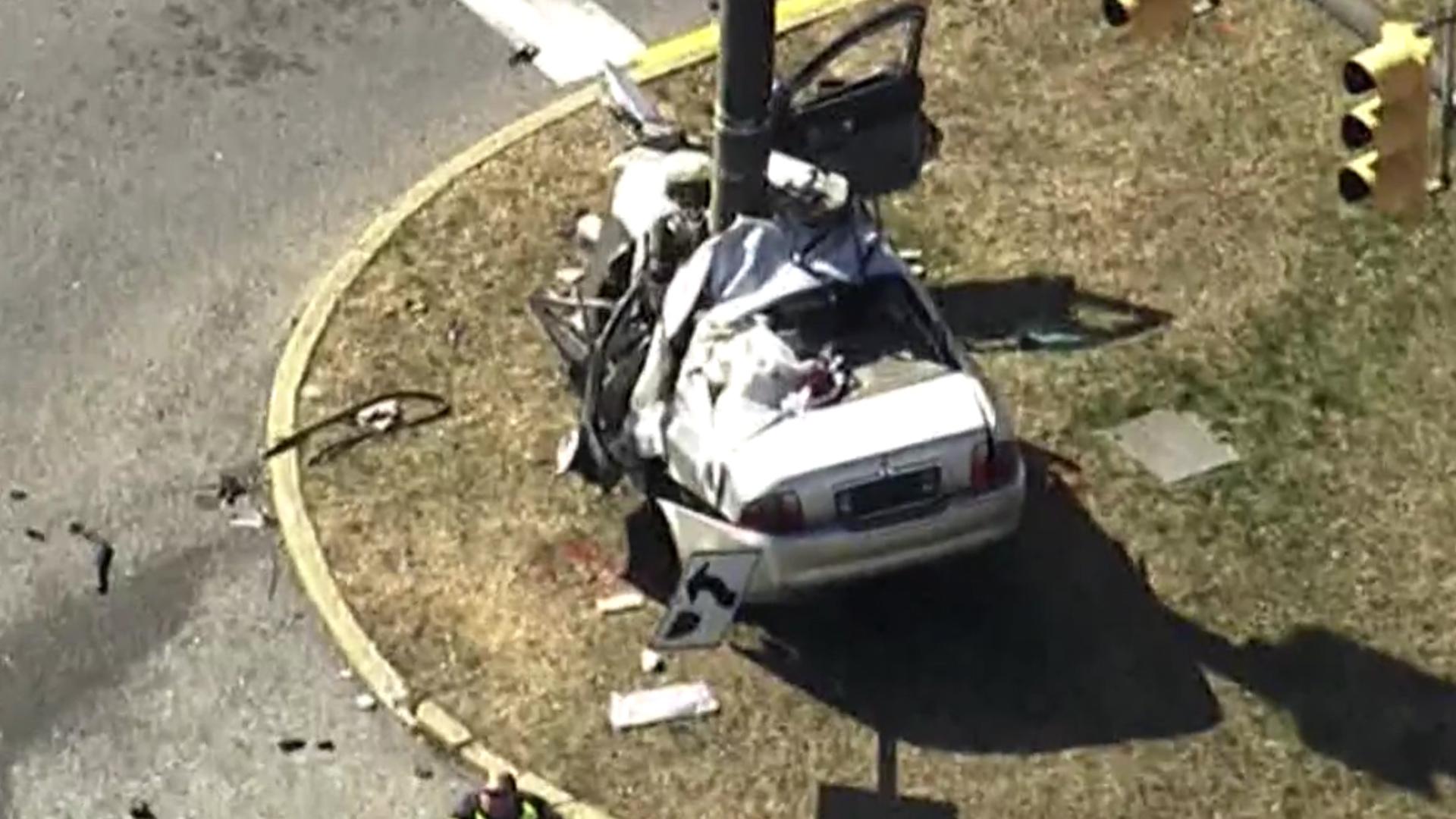 Teen car crash maine may
