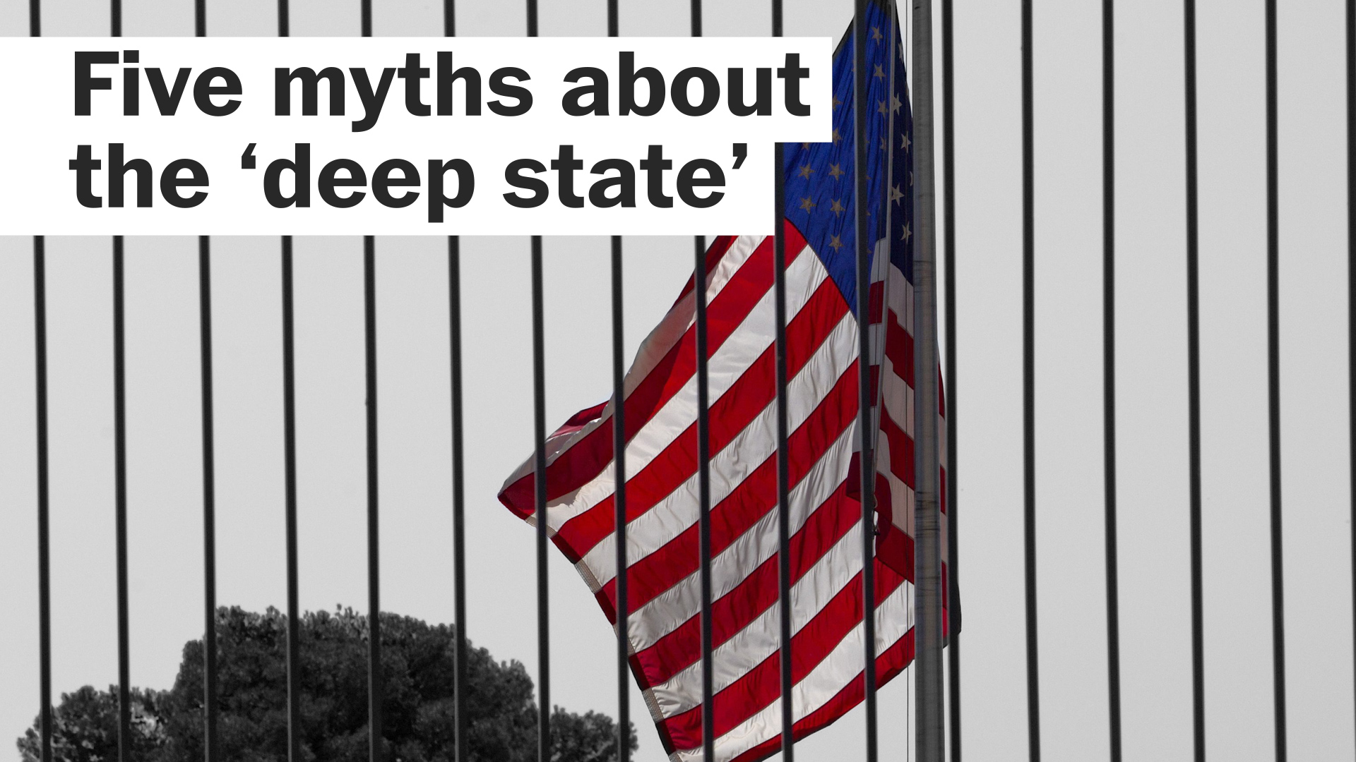Deep state in the United States