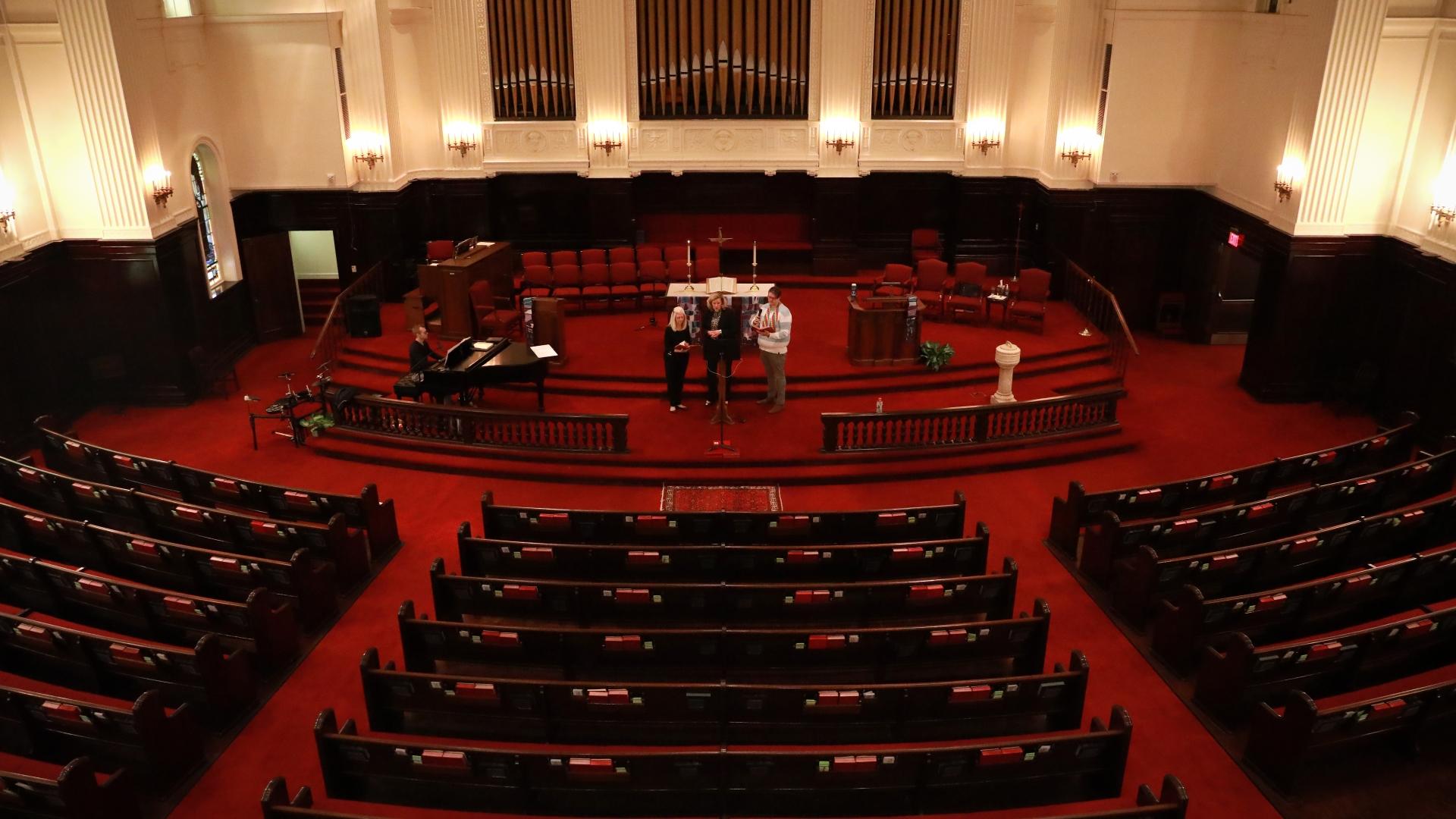 Coronavirus Loss No Church No Synagogue Minyan The Washington Post