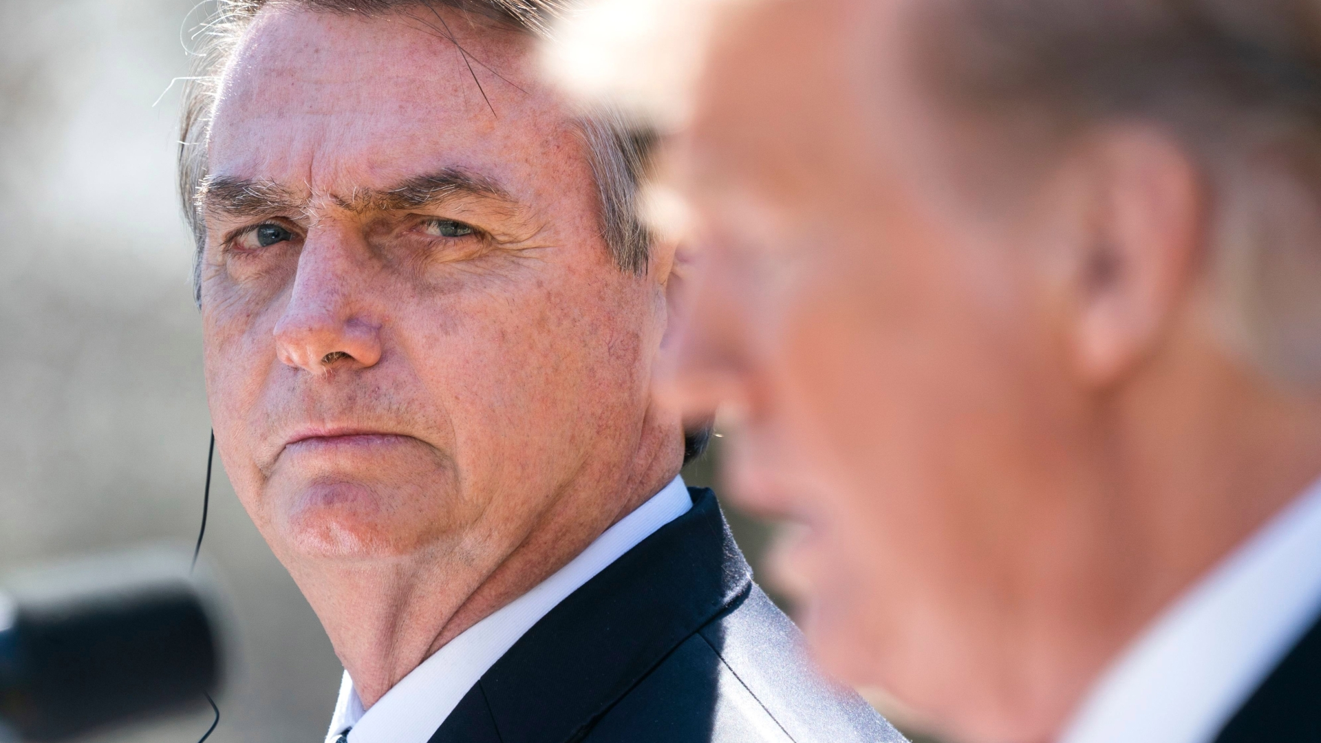 Trump sees a lot to like in Brazil's unapologetically far-right, nationalist leader