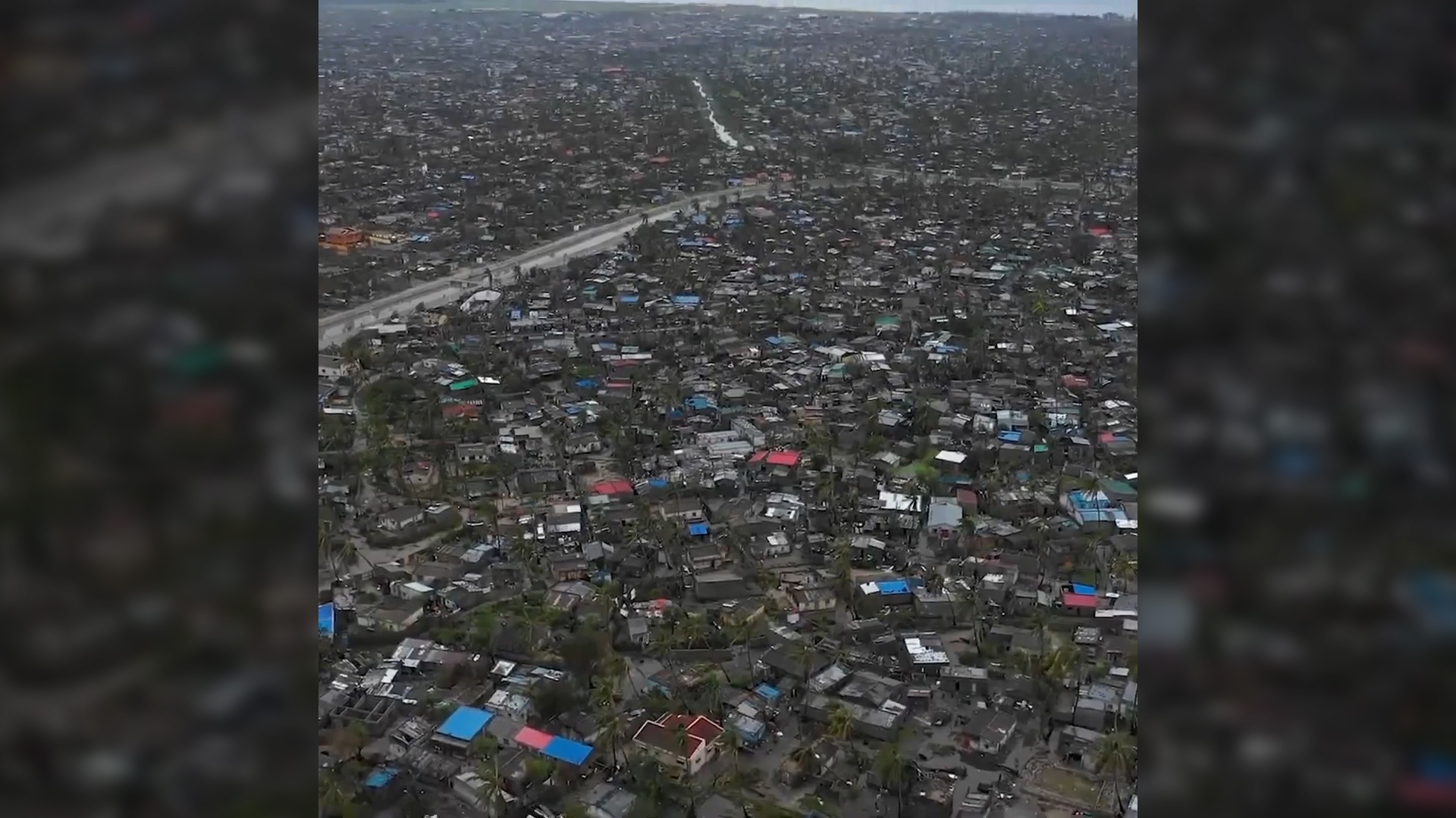 'Everything is destroyed': Mozambique fears massive human toll from Cyclone Idai