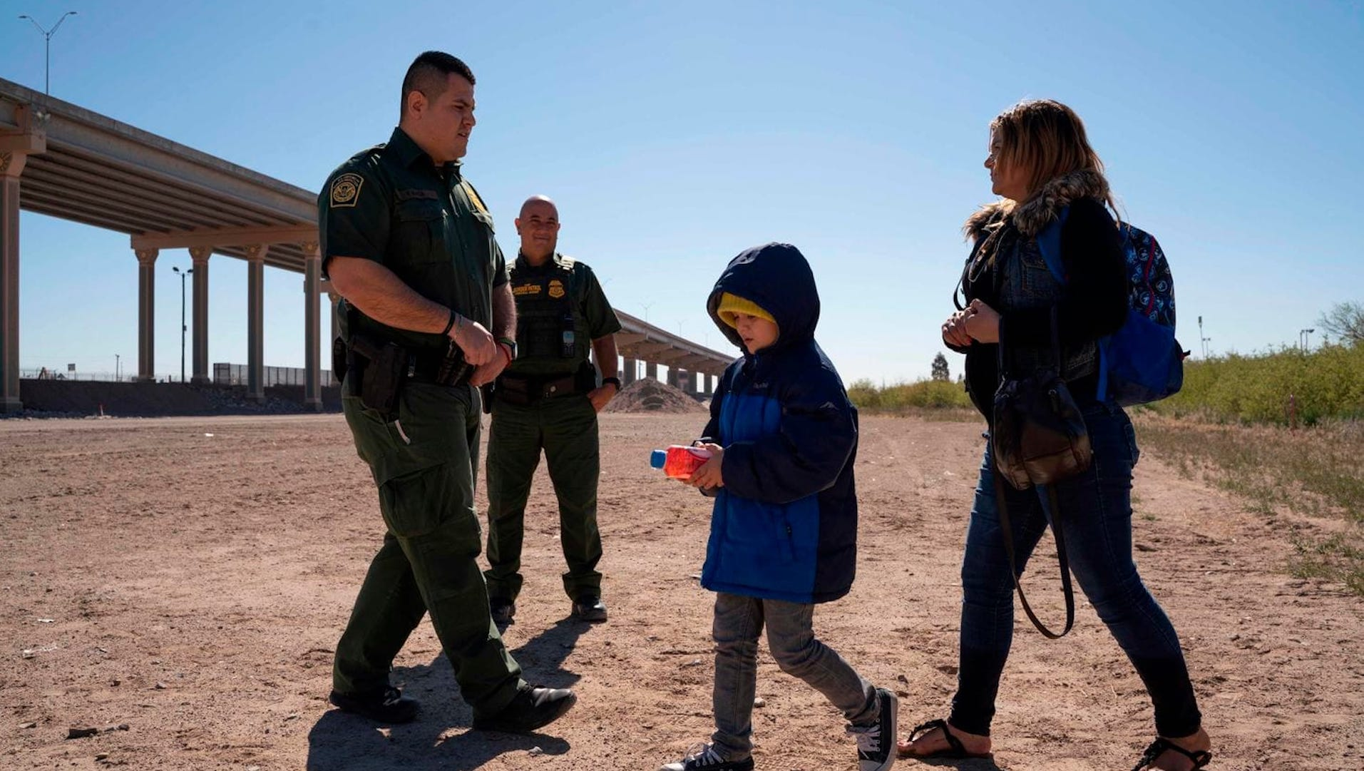 Democrats struggle to address rising border apprehensions as they seek to counter Trump on immigration