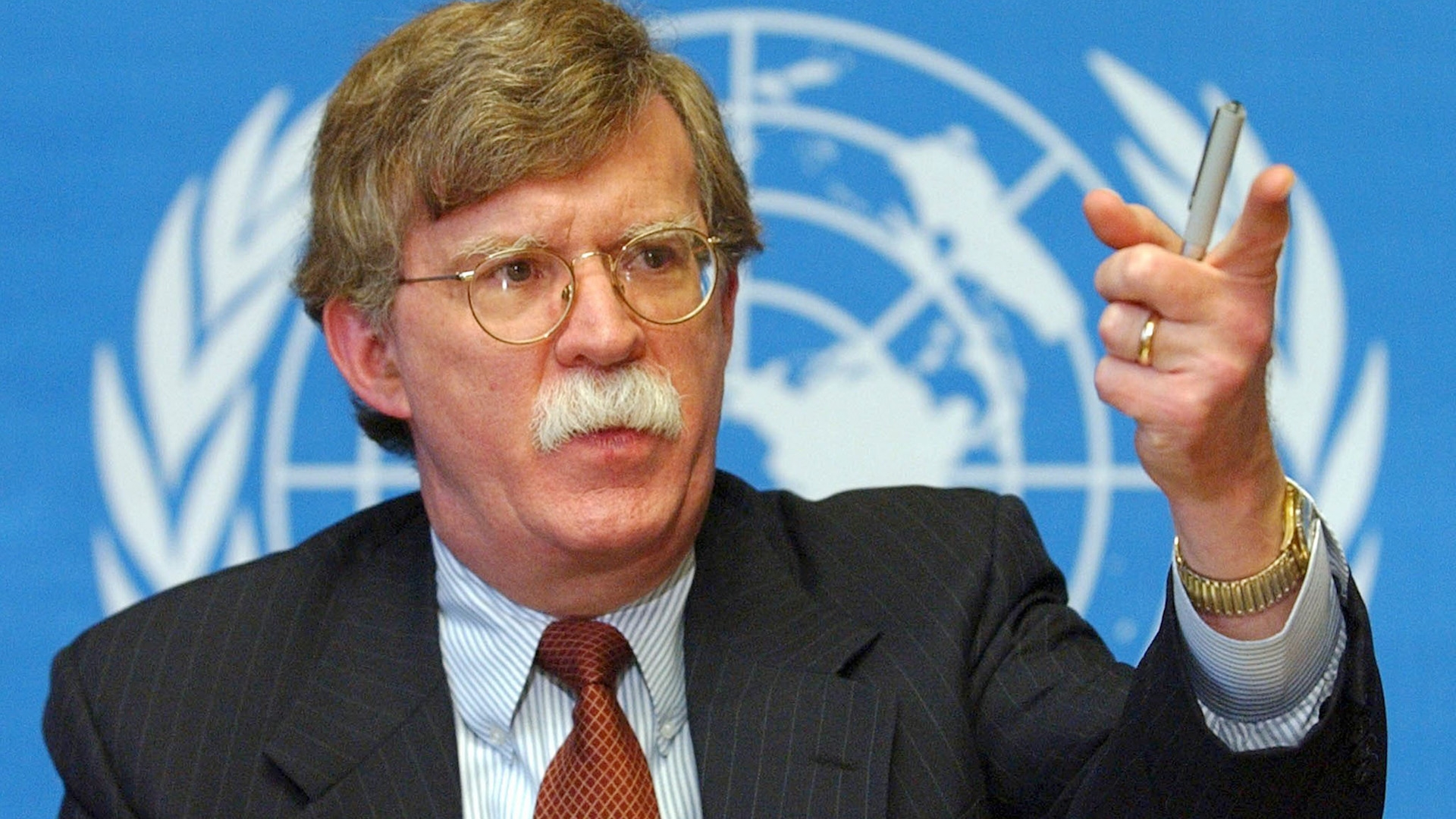 Bolton out as national security adviser after clashing with Trump