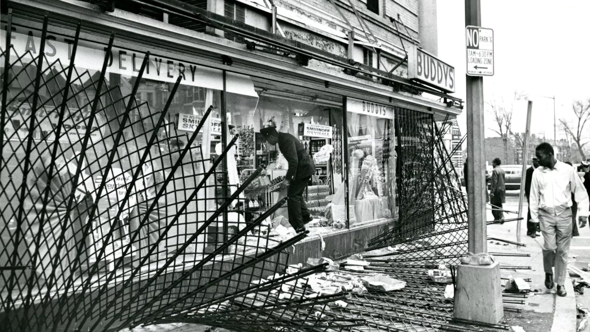 Fifty years ago some called D.C. 'the colored man's paradise.' Then paradise erupted.
