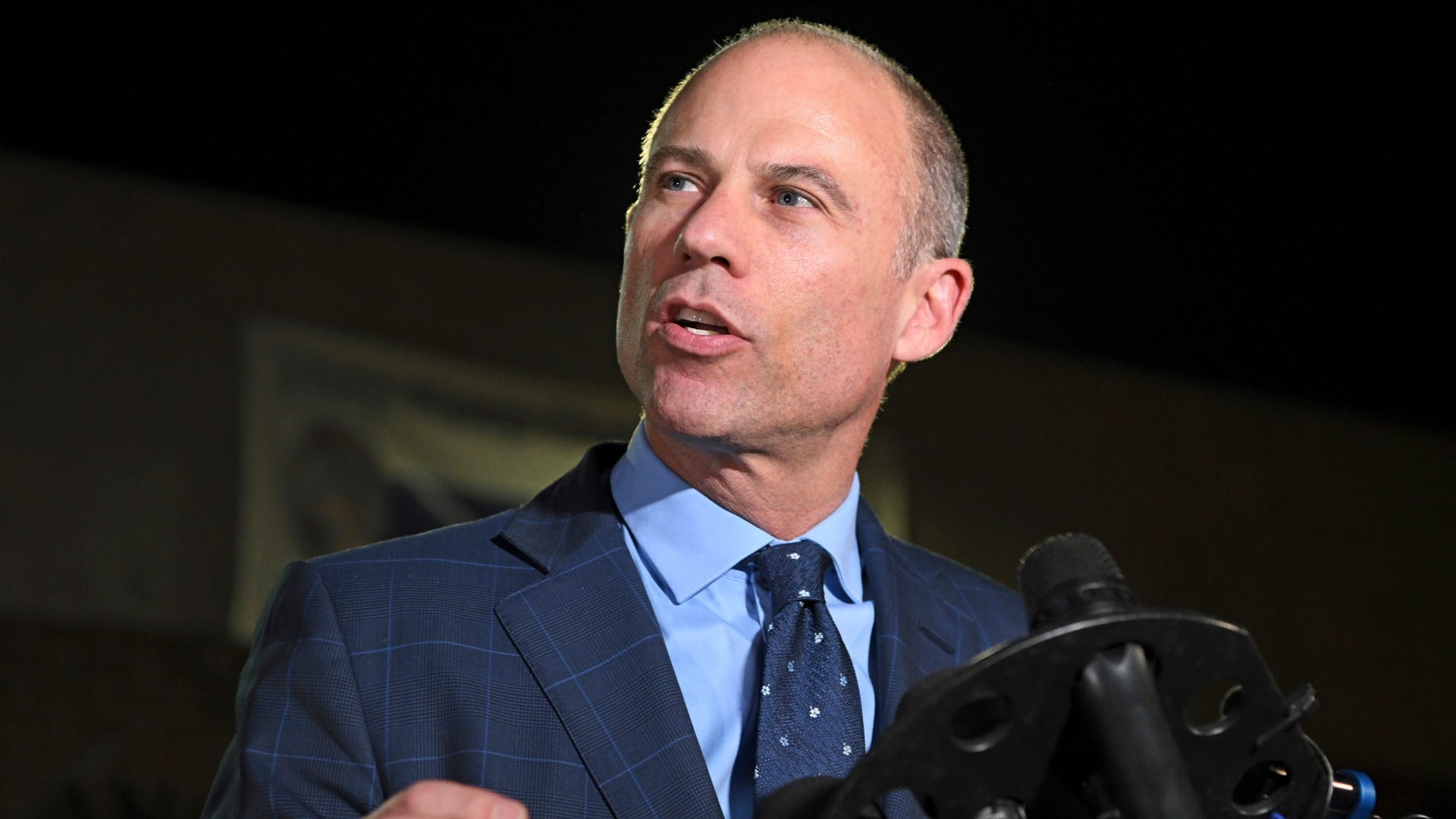 Michael Avenatti is accused of trying to extort Nike