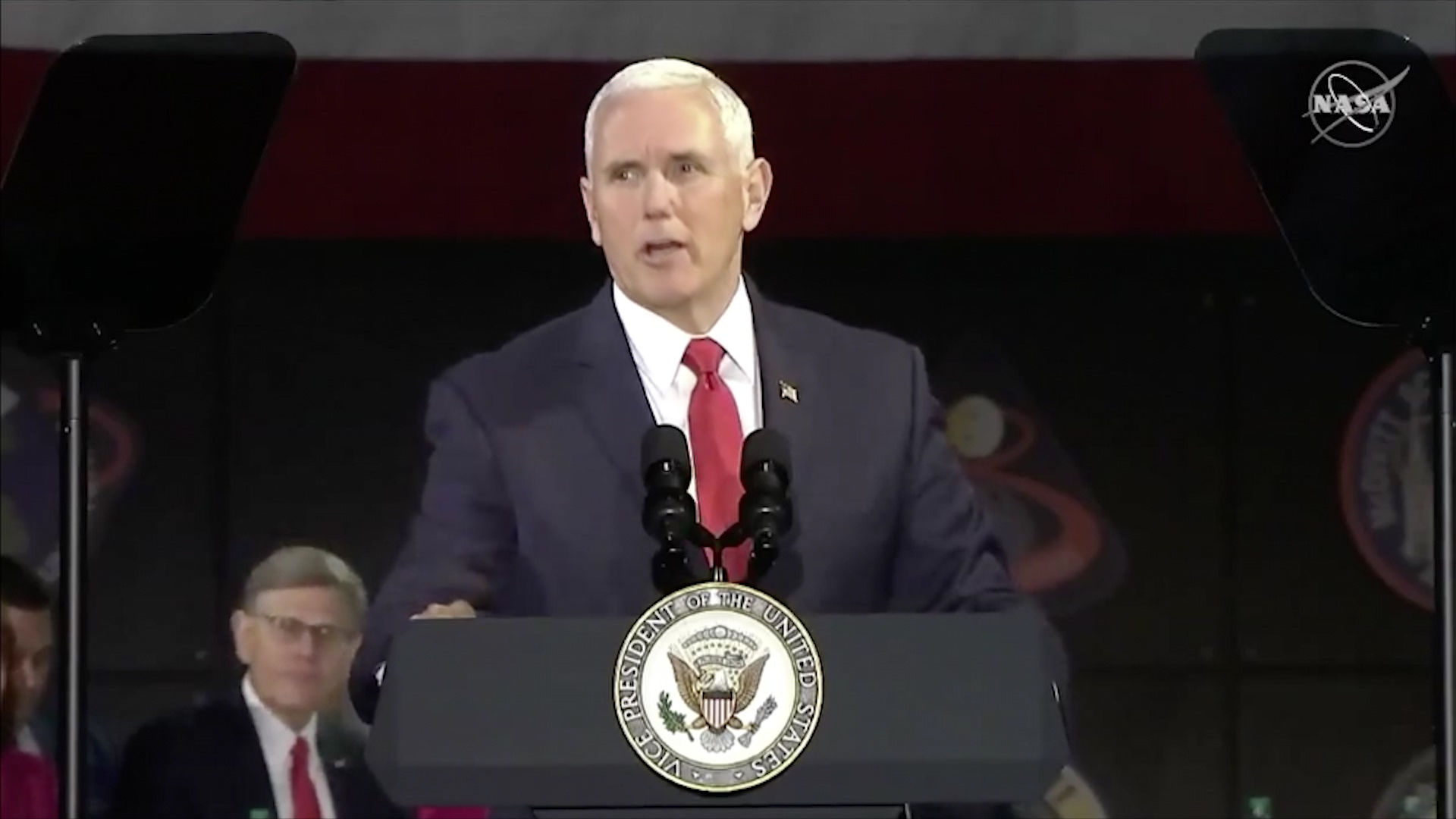 Pence calls for NASA to send humans to the moon within five years