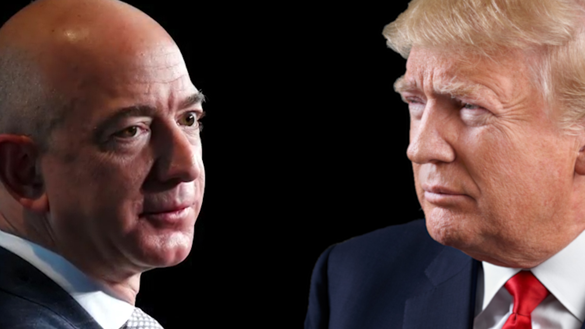 Trump targets Amazon and its taxes in Twitter attack