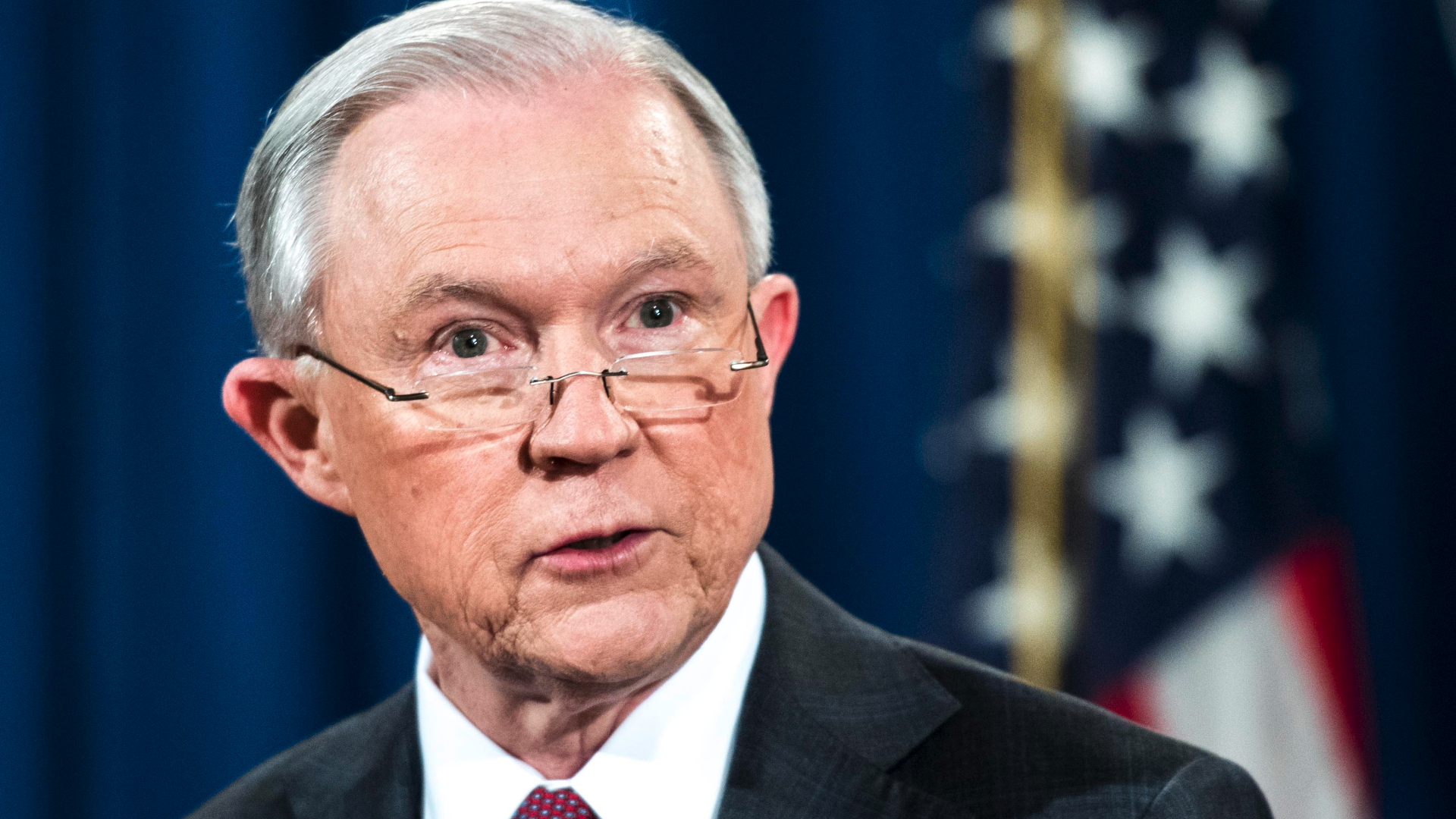 Sessions orders Justice Department to review all police reform agreements