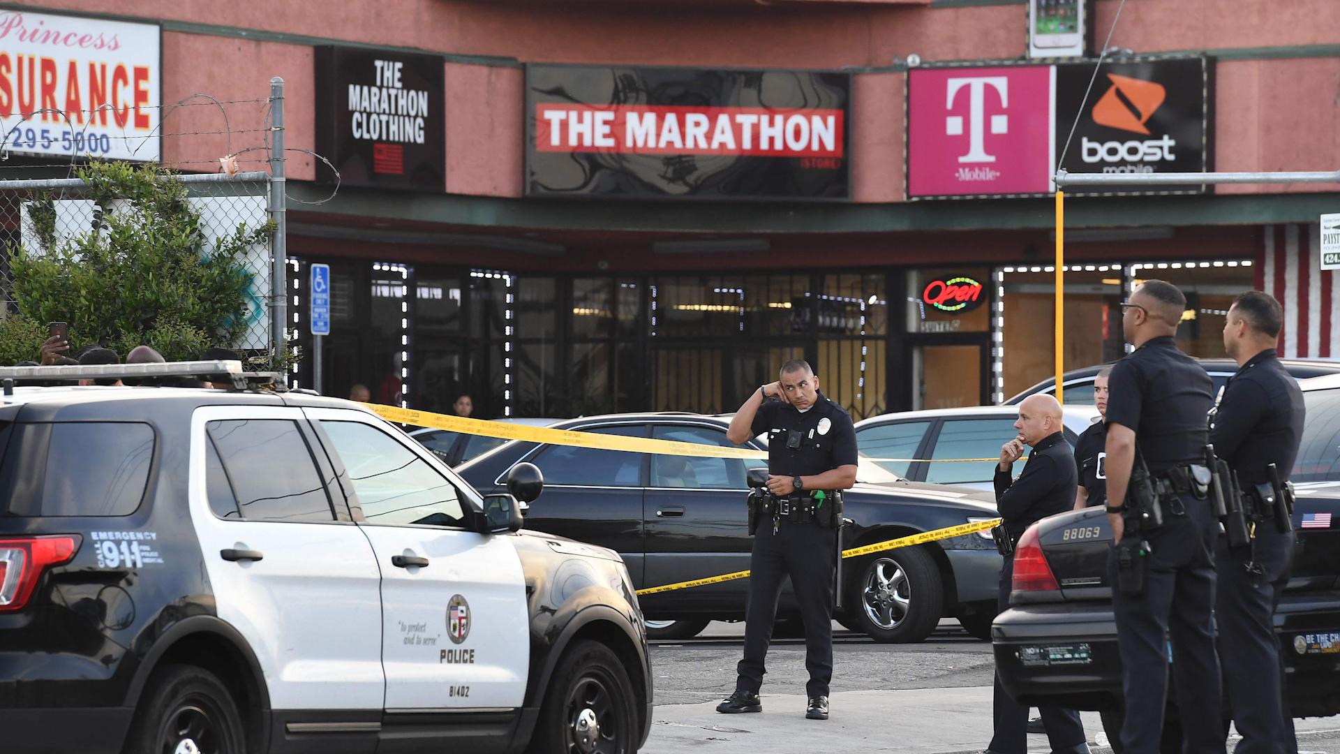 Nipsey Hussle dead after shooting in South Los Angels, Mayor