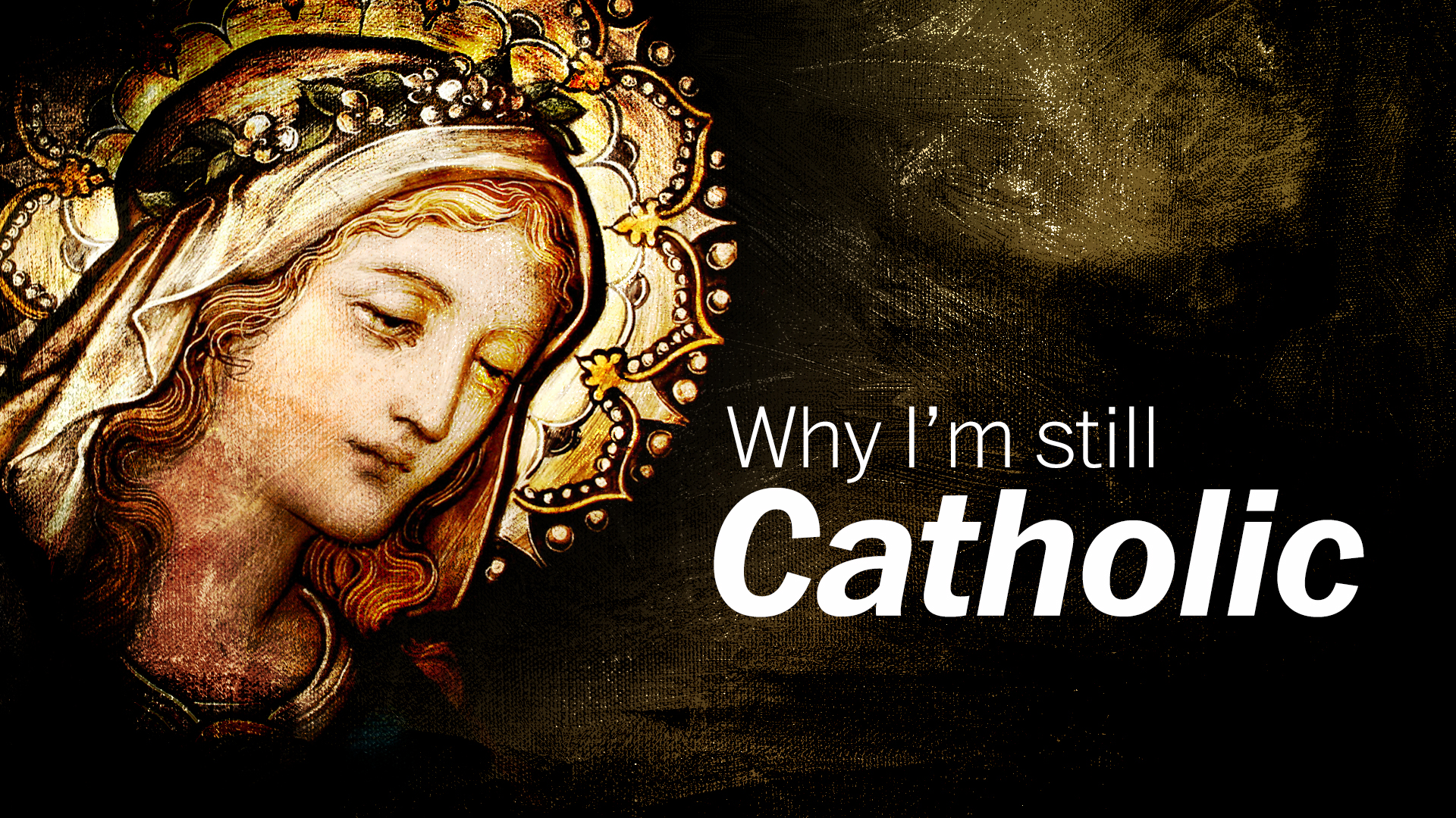 The Catholic Church is bursting with secrets. Investigating one will unravel them all.