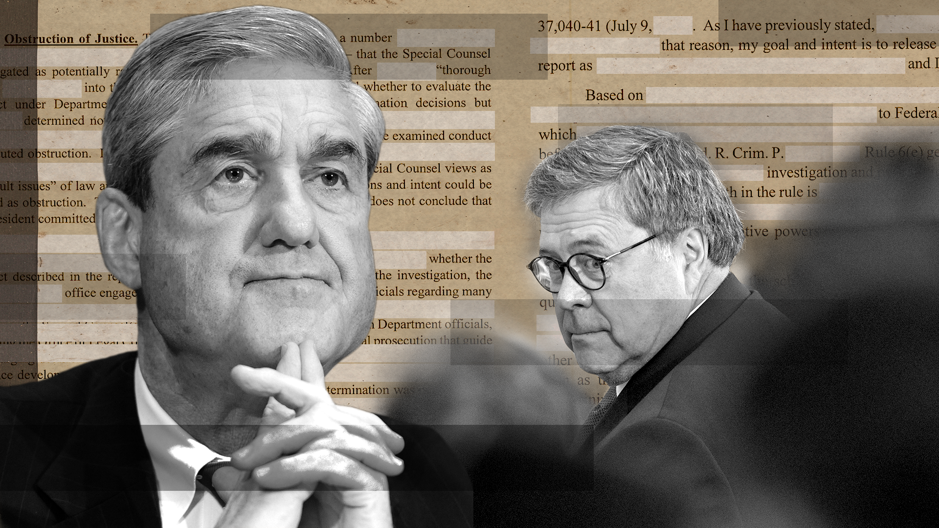 Barr's redactions on the Mueller report don't deserve the benefit of the doubt