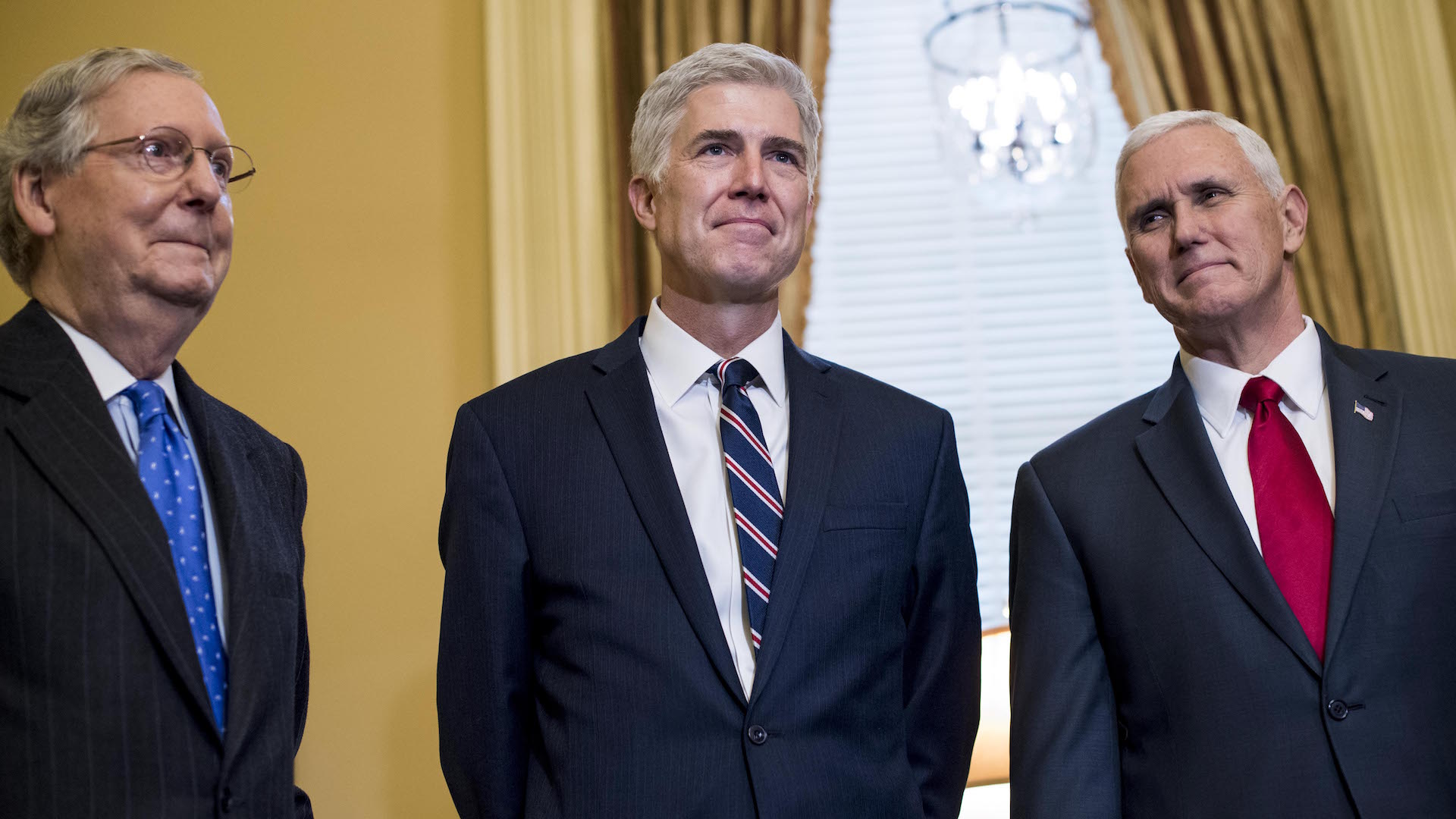 Here's your guide for dummies to Neil Gorsuch's confirmation to the Supreme Court