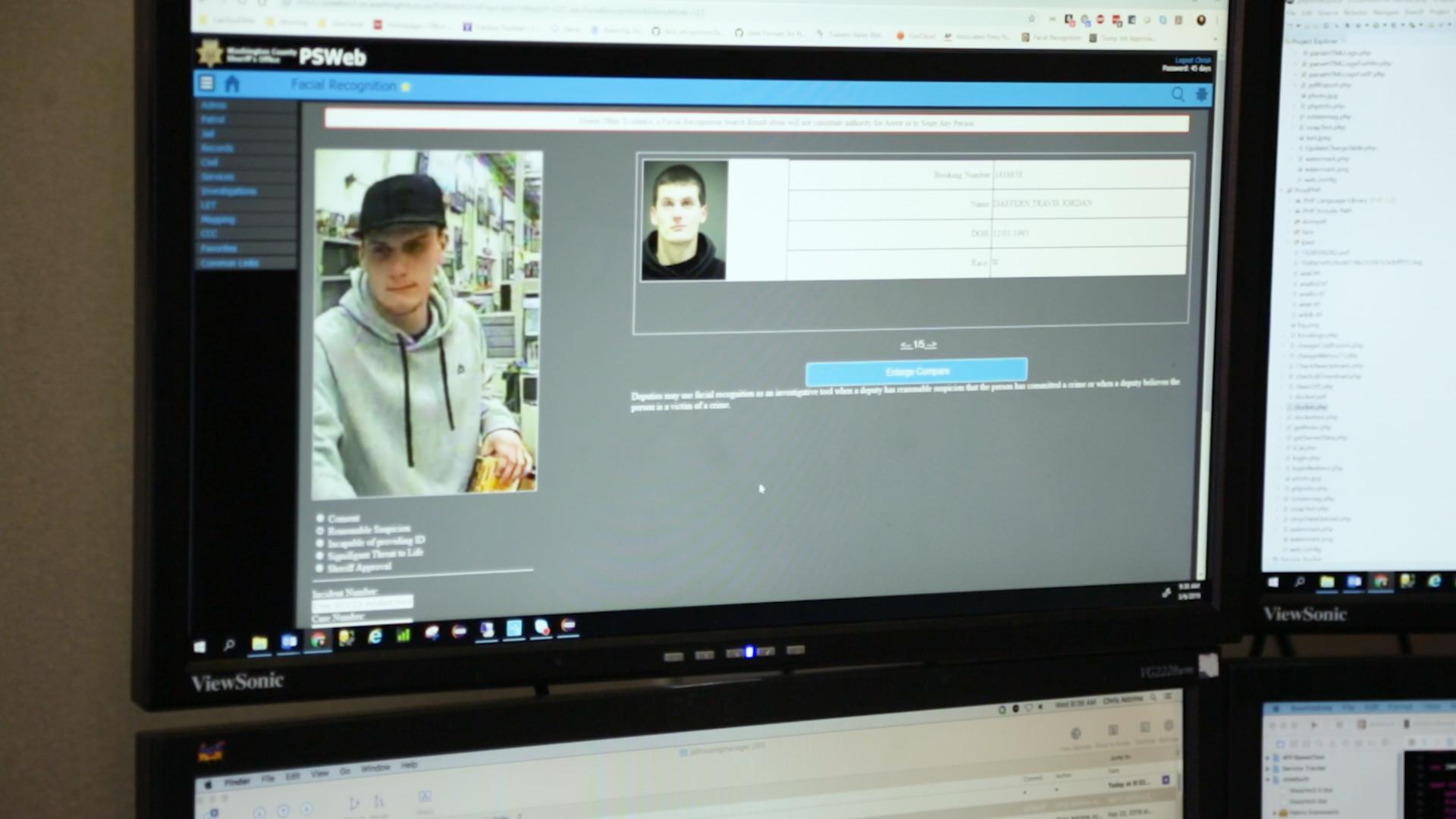 Congratulate, facial recognition software oregon