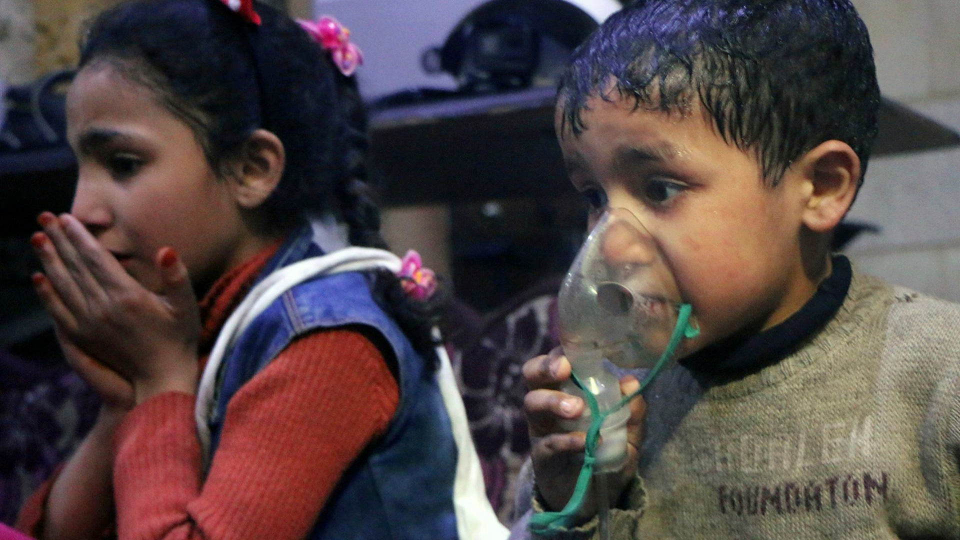 6 basic questions about the war in Syria