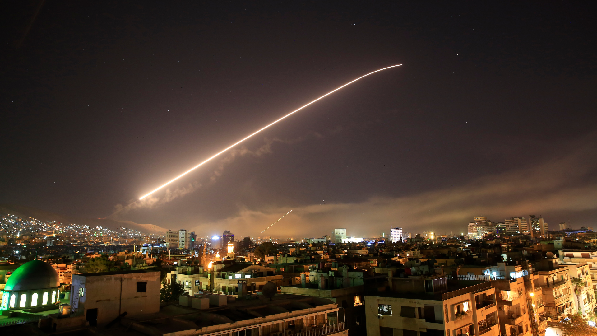 U.S. and allies warn Syria of more missile strikes if chemical attacks used again