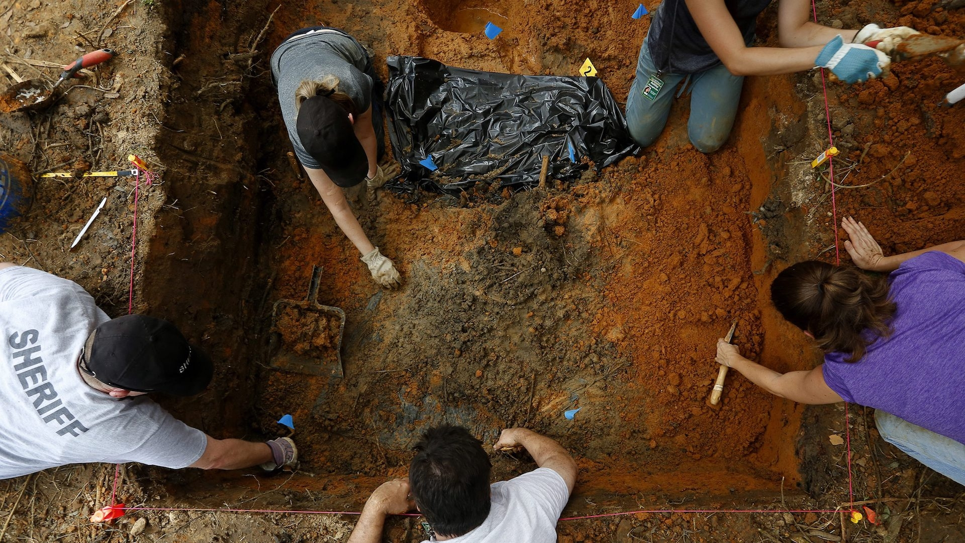 27 possible graves have been discovered at a reform school with a history of brutality