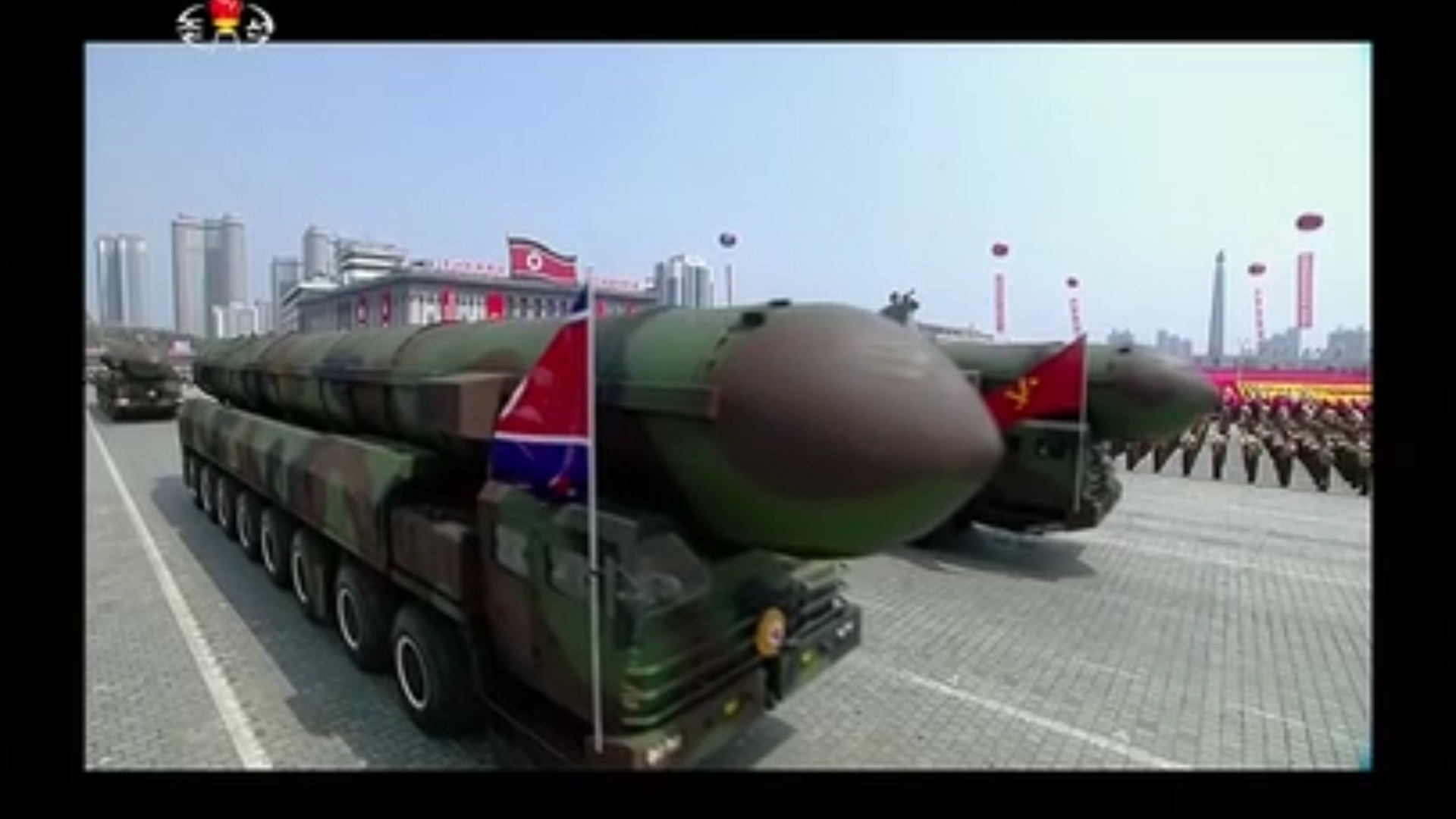North Korea's display of new missiles is worrying, analysts say