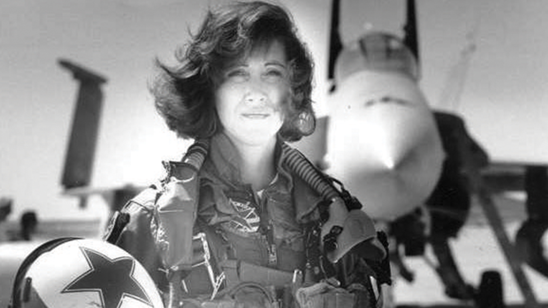'Nerves of steel': She calmly landed the Southwest flight, just as you'd expect of a former fighter pilot