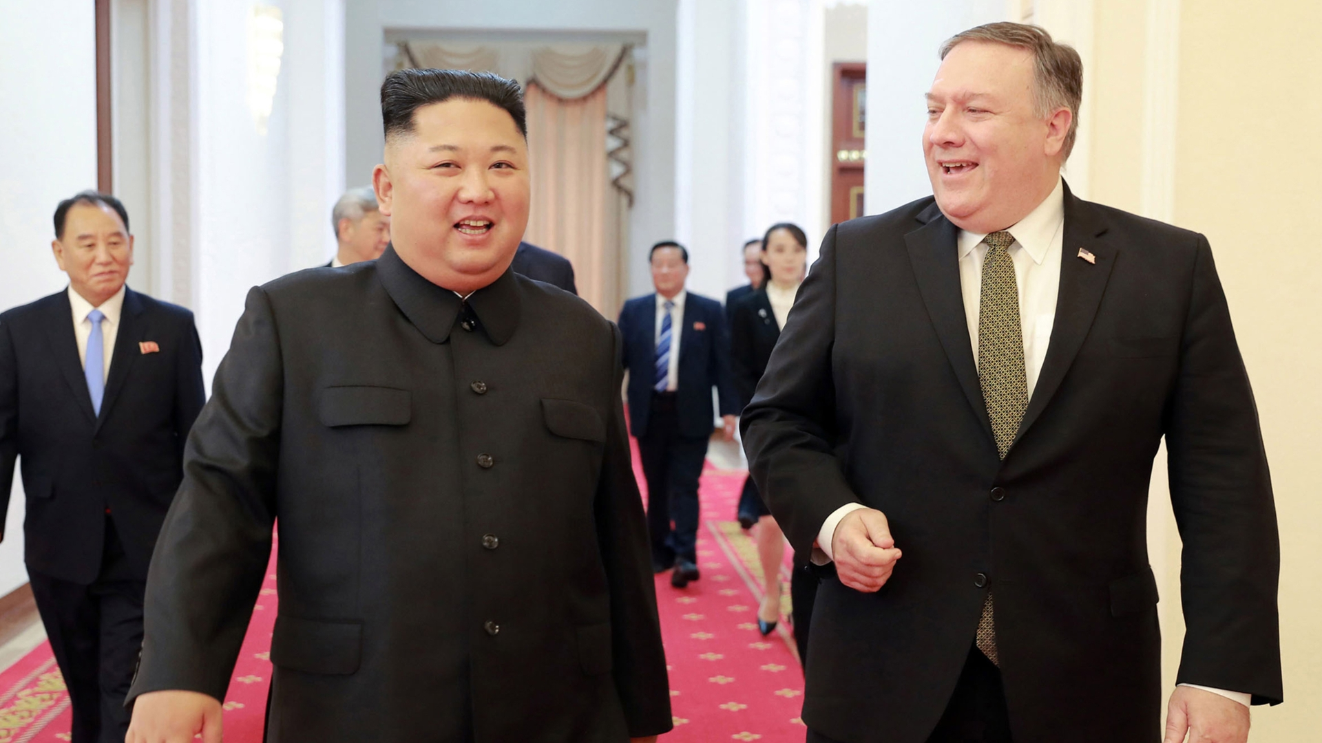 North Korea rejects Pompeo's role in nuclear talks, asks for more 'mature' U.S. envoy