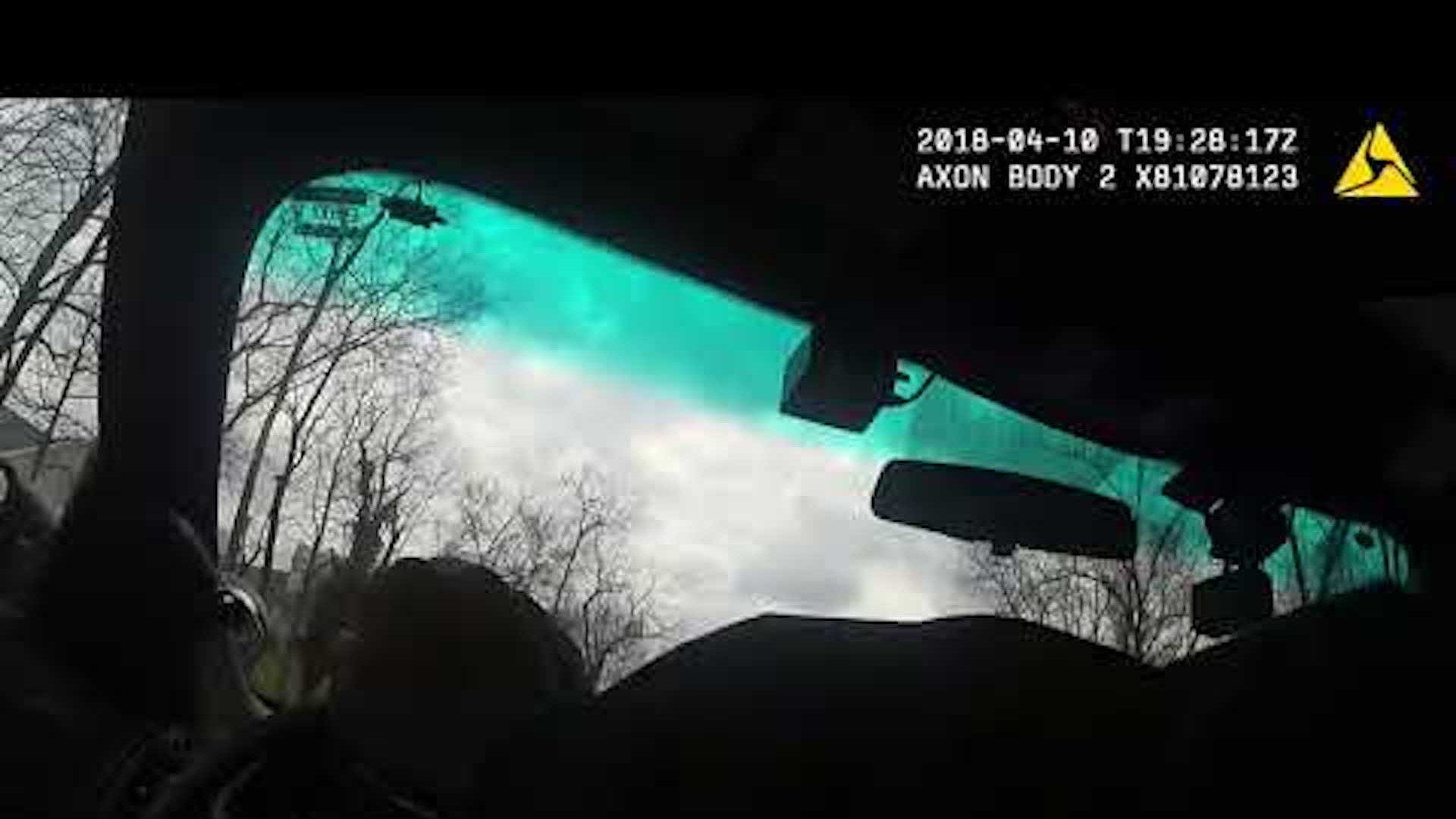 Police responding to dying student's 911 call stayed in their patrol car, body cam videos show