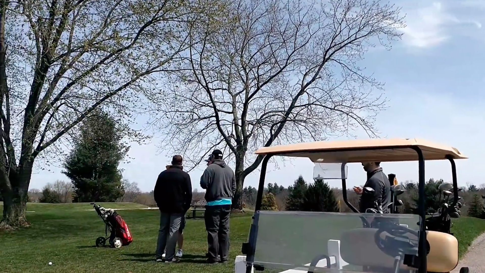 White golf course owners said five African American women were playing too slowly. Then they called the police.